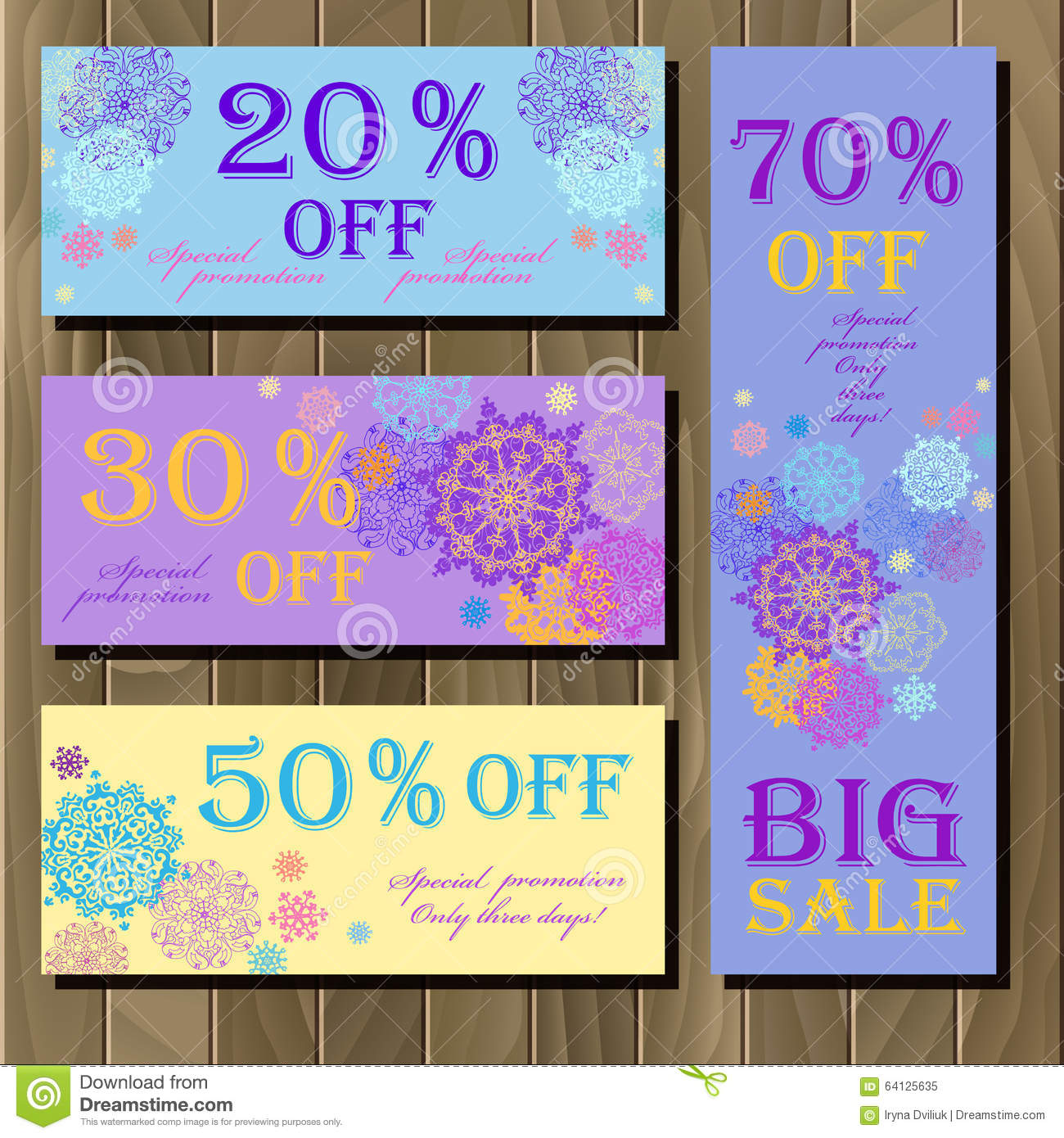 voucher  gift certificate  coupon template for invitation