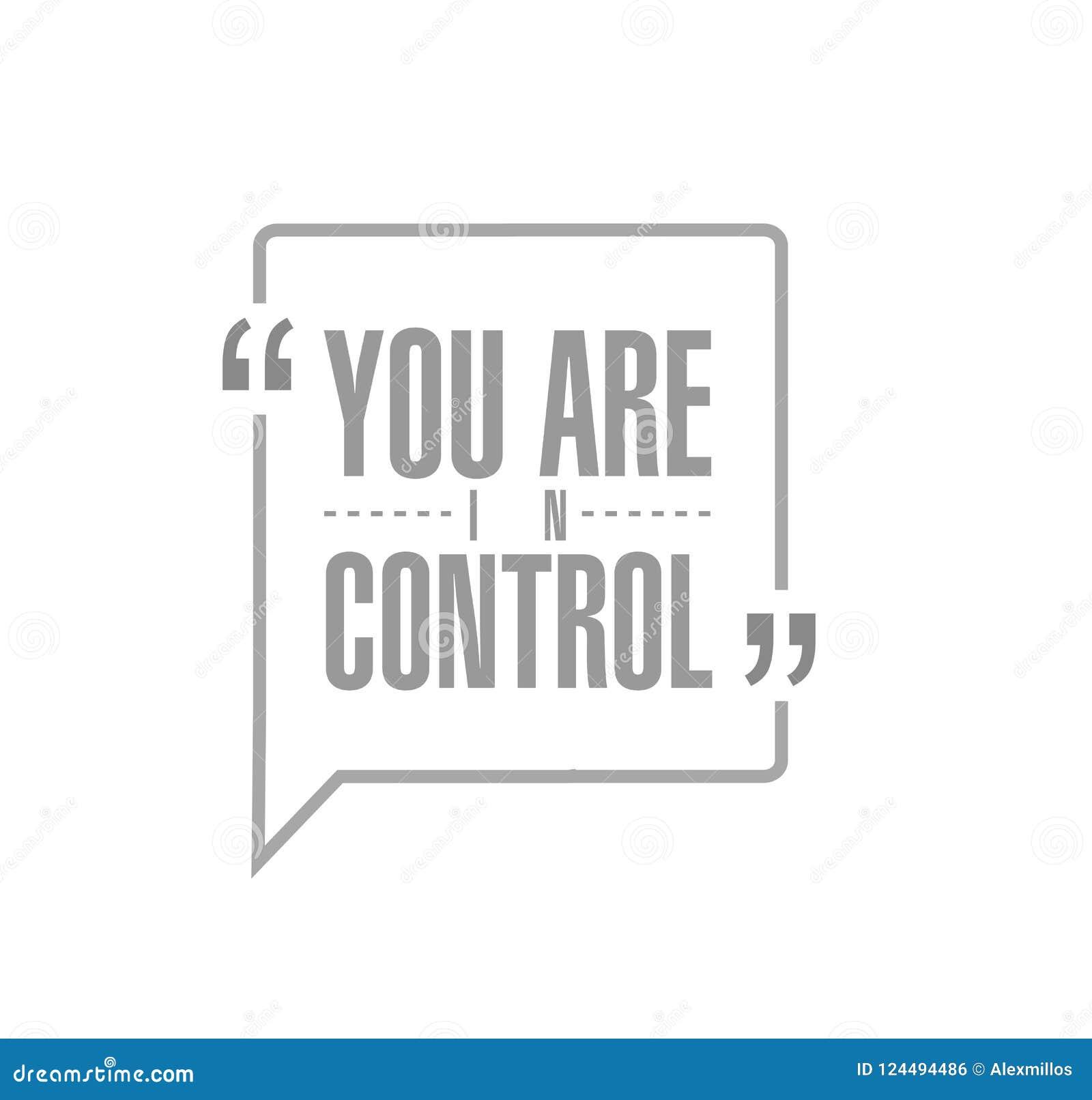 Vous êtes alignée en concept contrôle de message de citation
