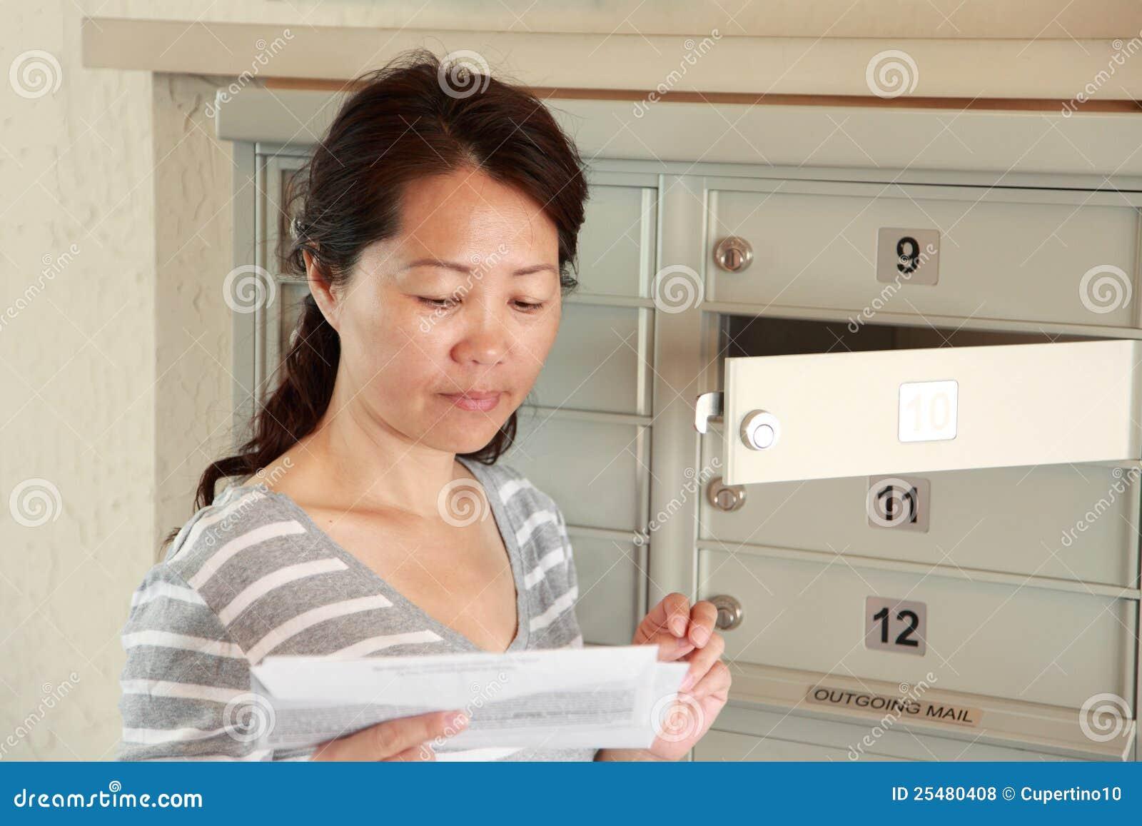 Vous avez le courrier