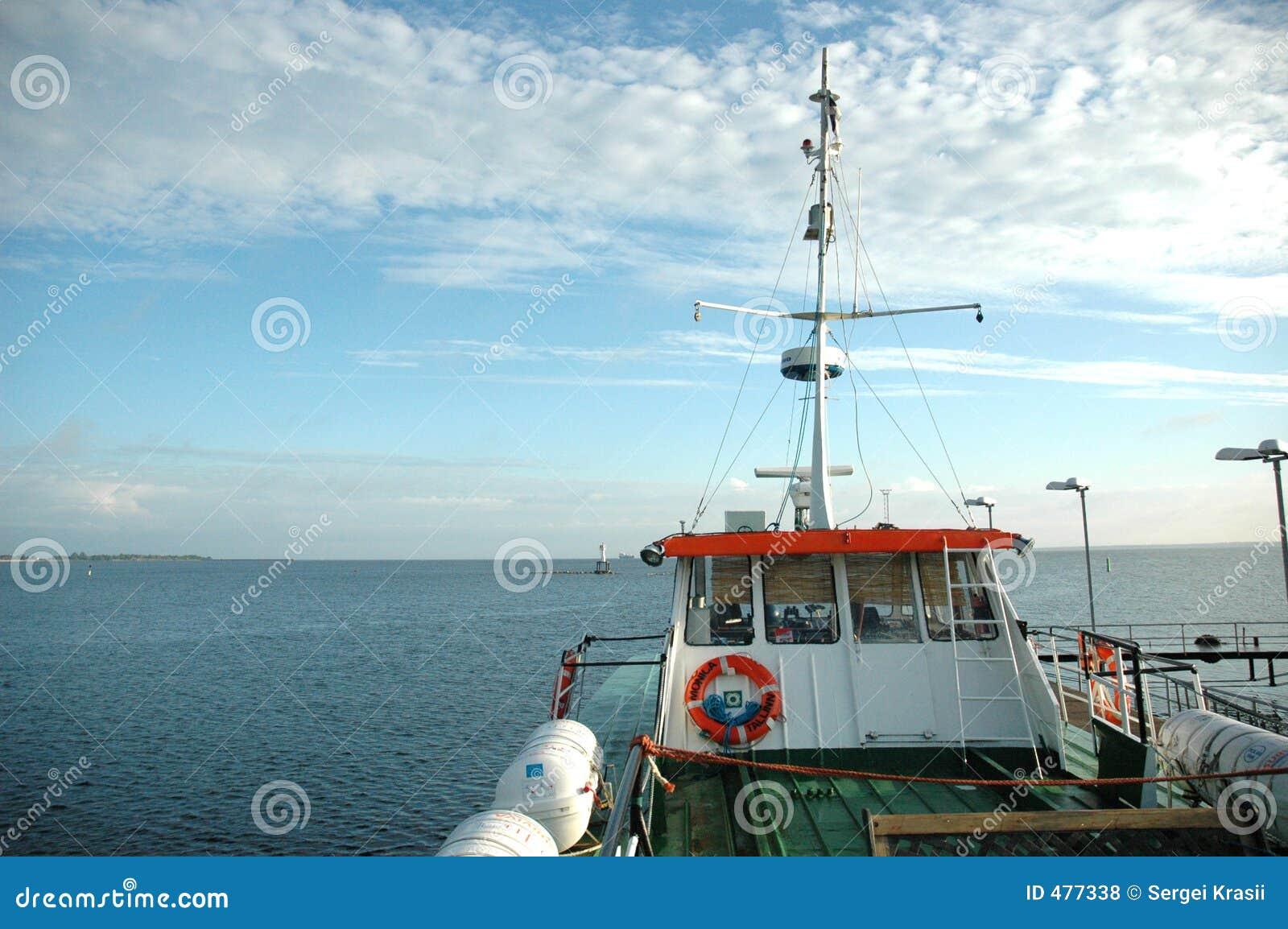 Voyage de mer