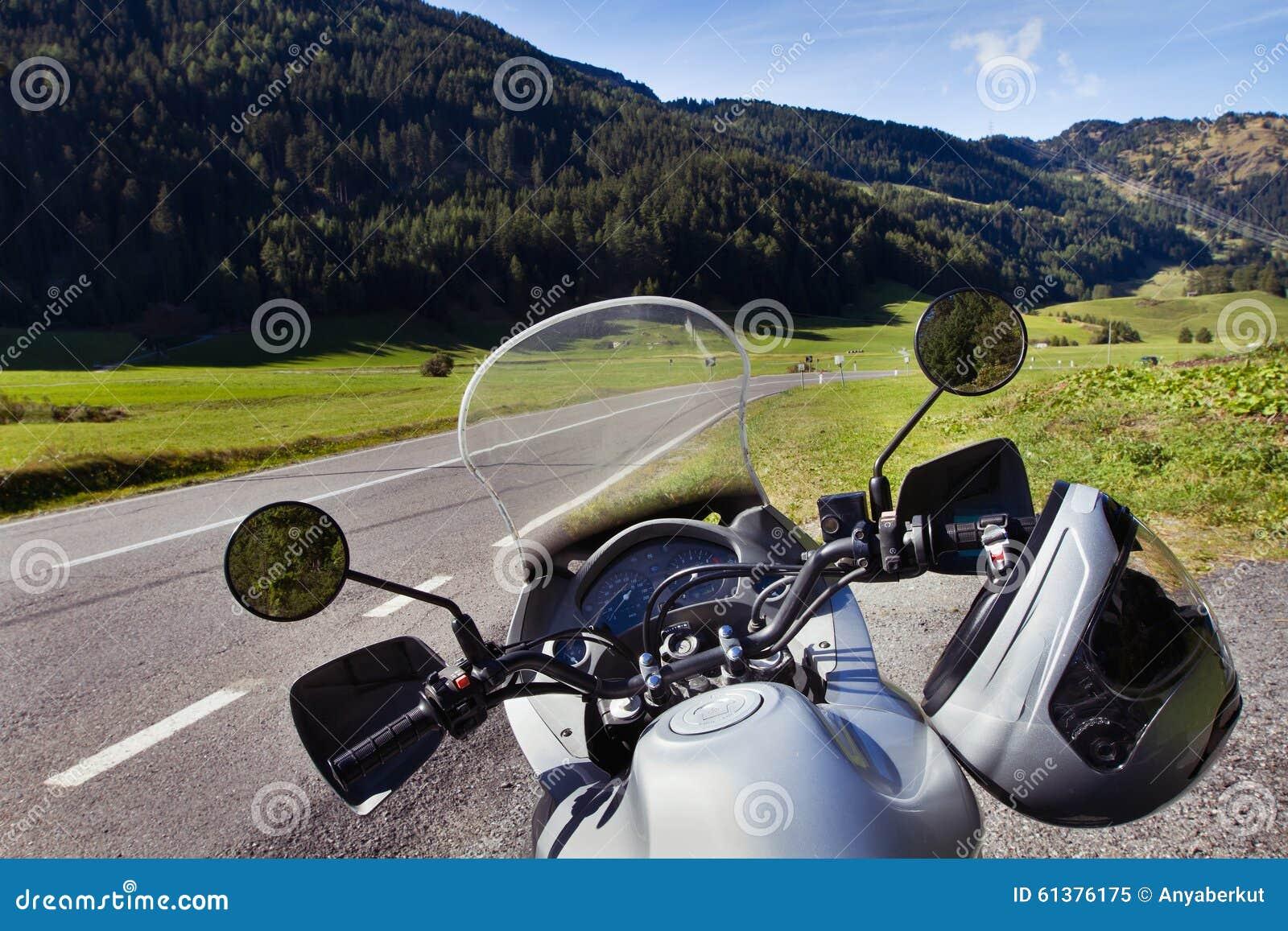 Voyage de moto