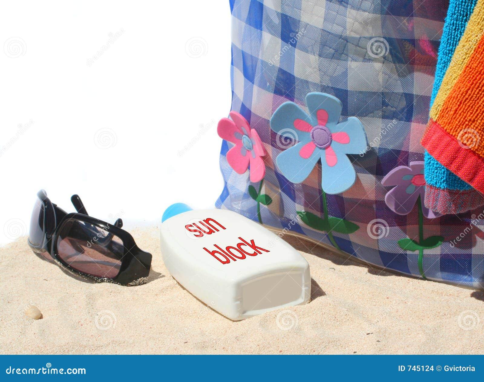 Voyage de plage