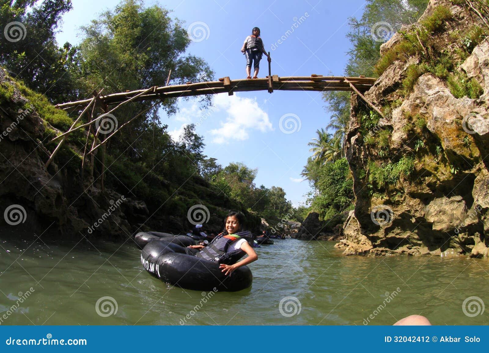 Voyage de rivière