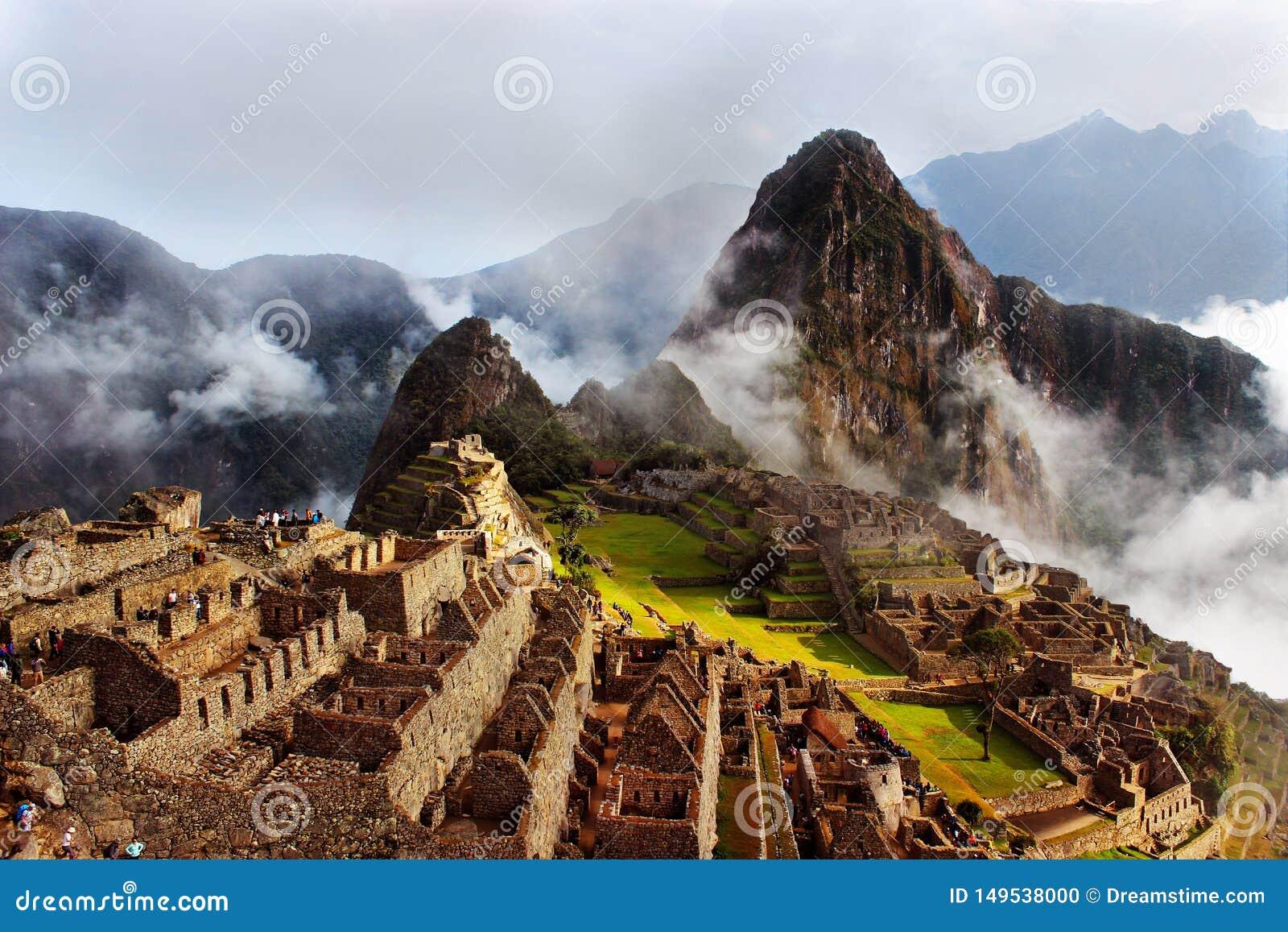 Voyage incroyable à Machu Picchu