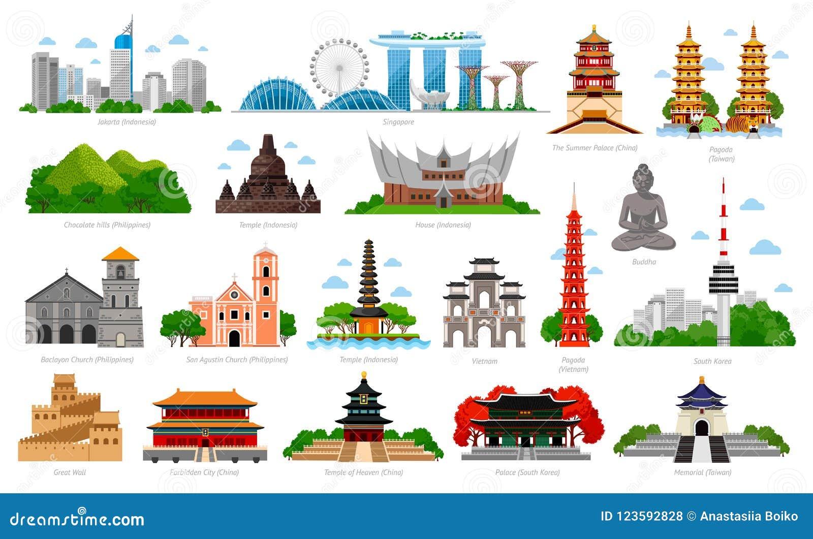 Voyage vers l Asie Singapour, Indonésie, Bali, Chine, Corée du Sud, Taïwan, Vietnam