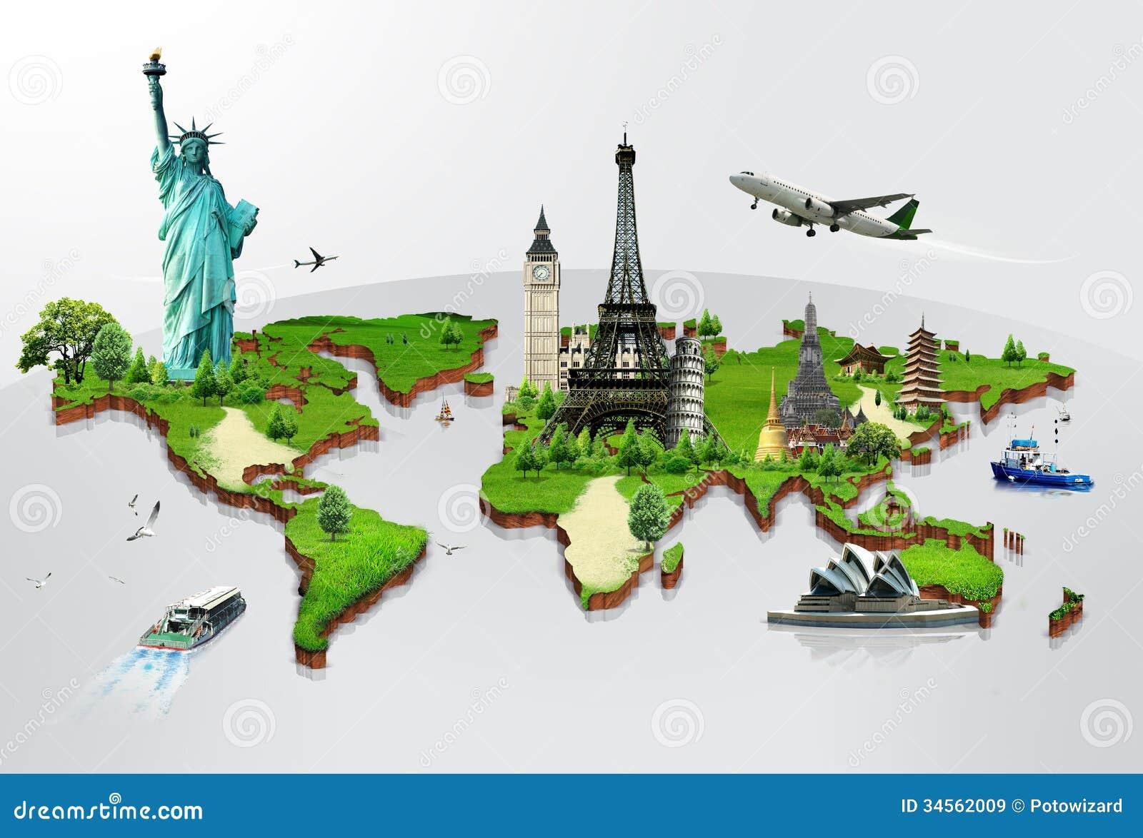 Voyagent le monde