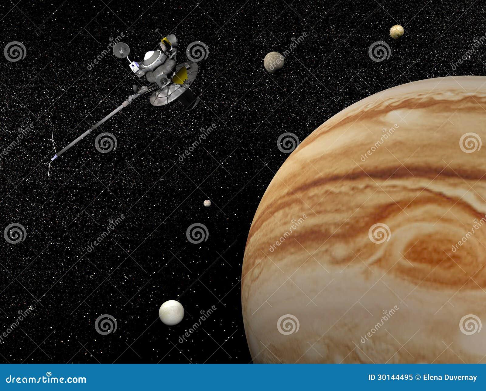 spacecraft jupiter - photo #40