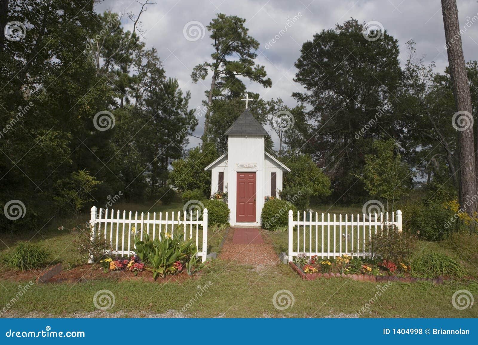 Voyageurs chapelle, parking de Myrtle Beach W