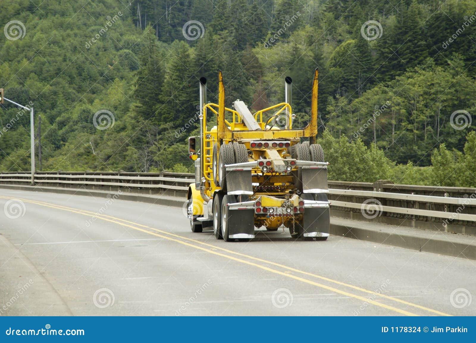 Vrachtwagen 2 van het registreren