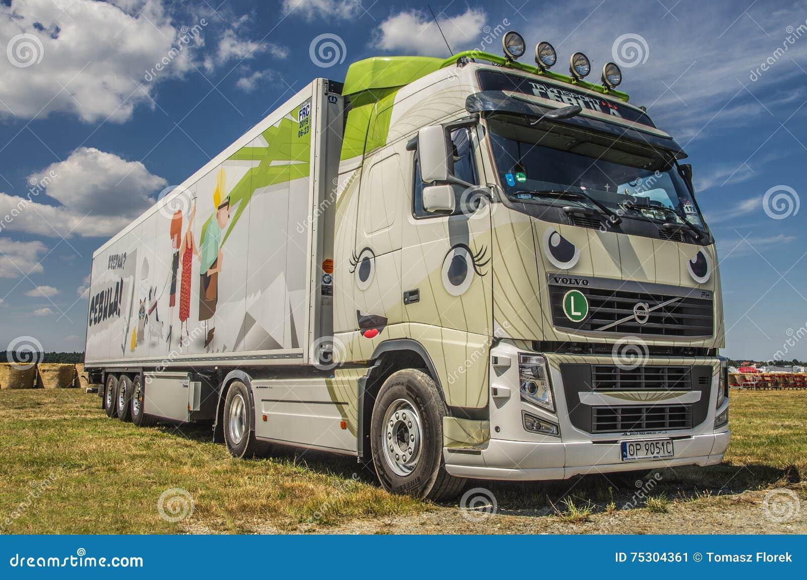 Vrachtwagen Volvo