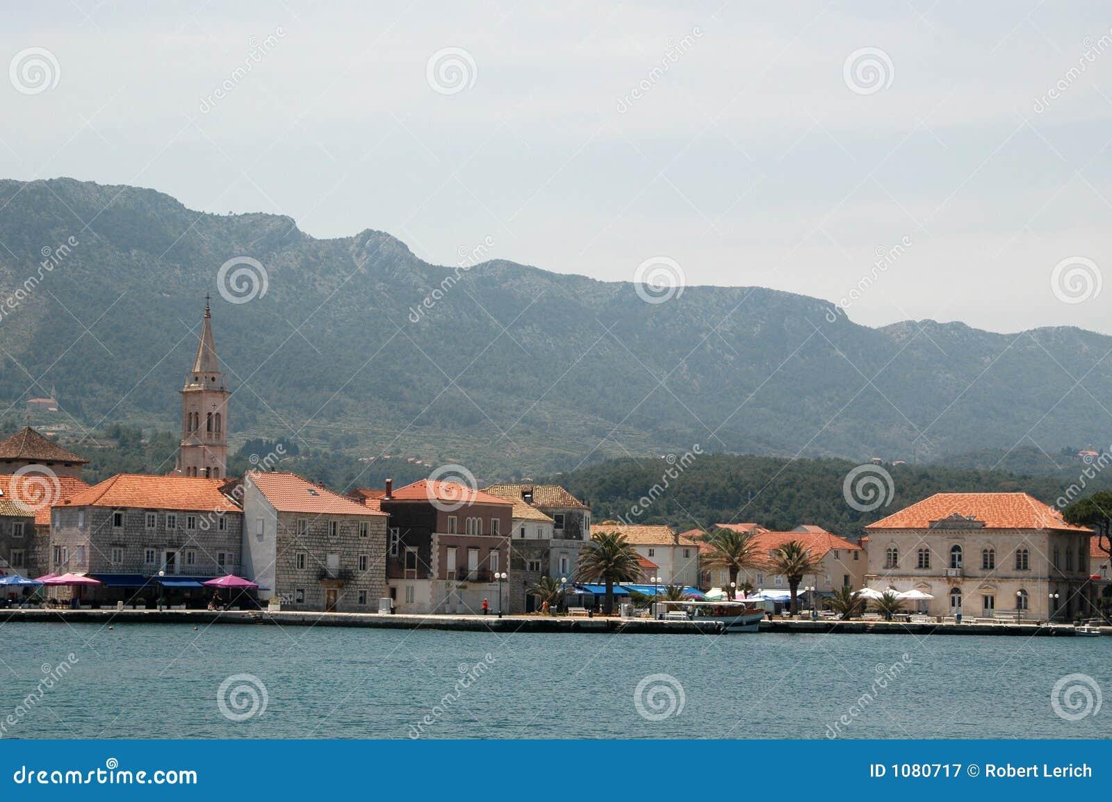 Vrboska Хорватии