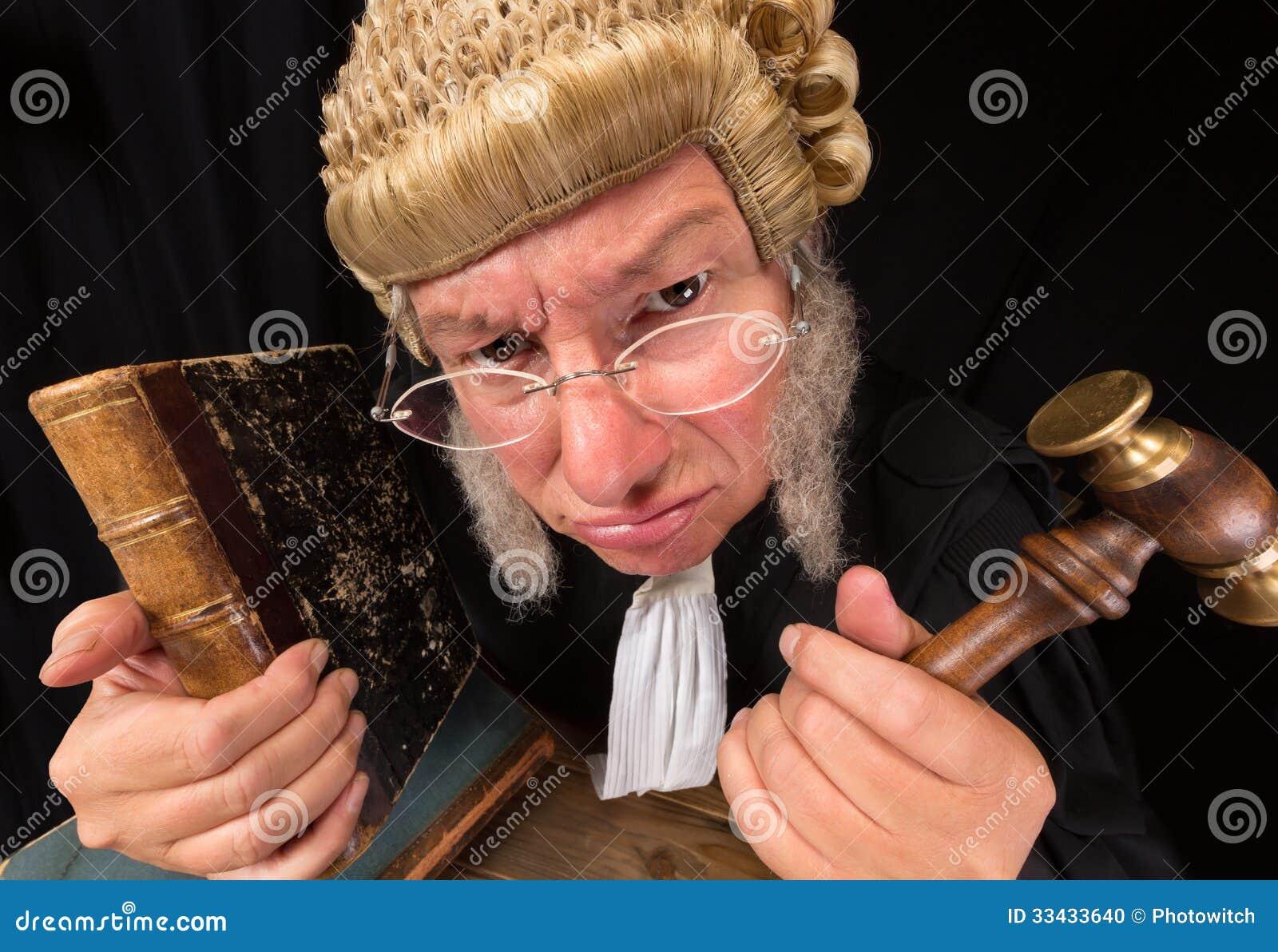 Vresig domare