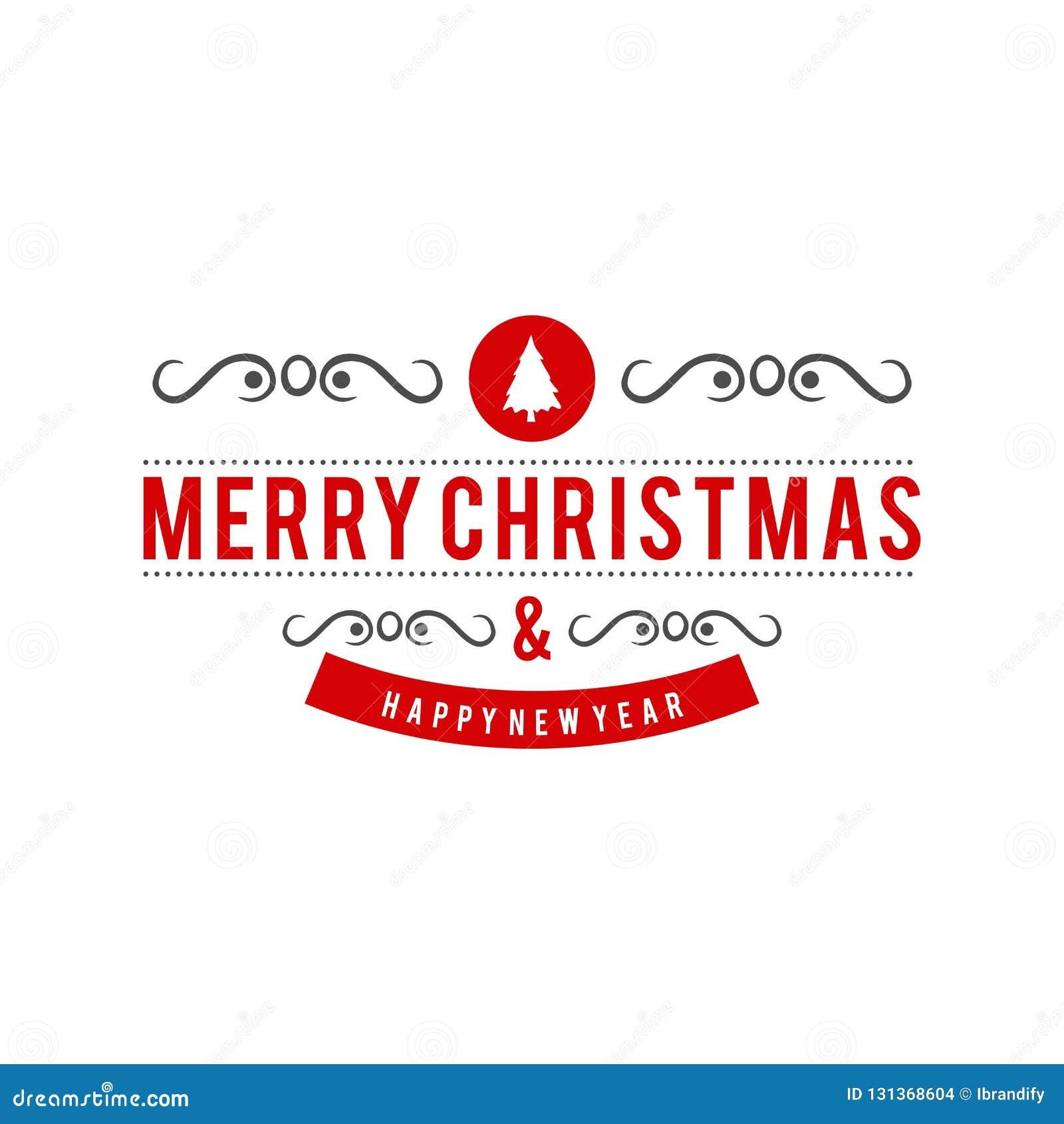 Vrolijk Kerstmis creatief ontwerp met witte vector als achtergrond