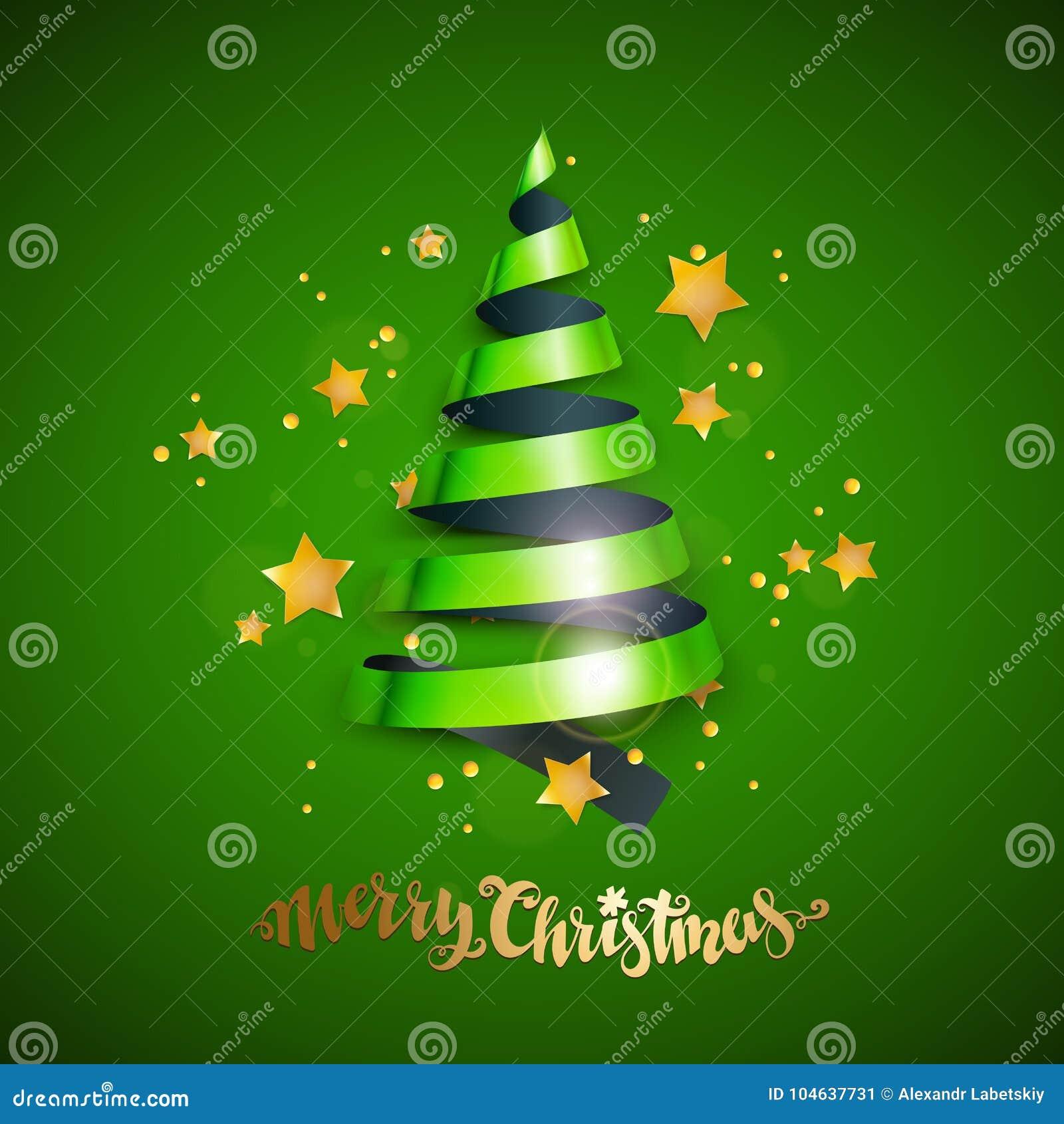 Download Vrolijke Kerstmis Backgound Vector Illustratie - Illustratie bestaande uit vrolijk, glinster: 104637731