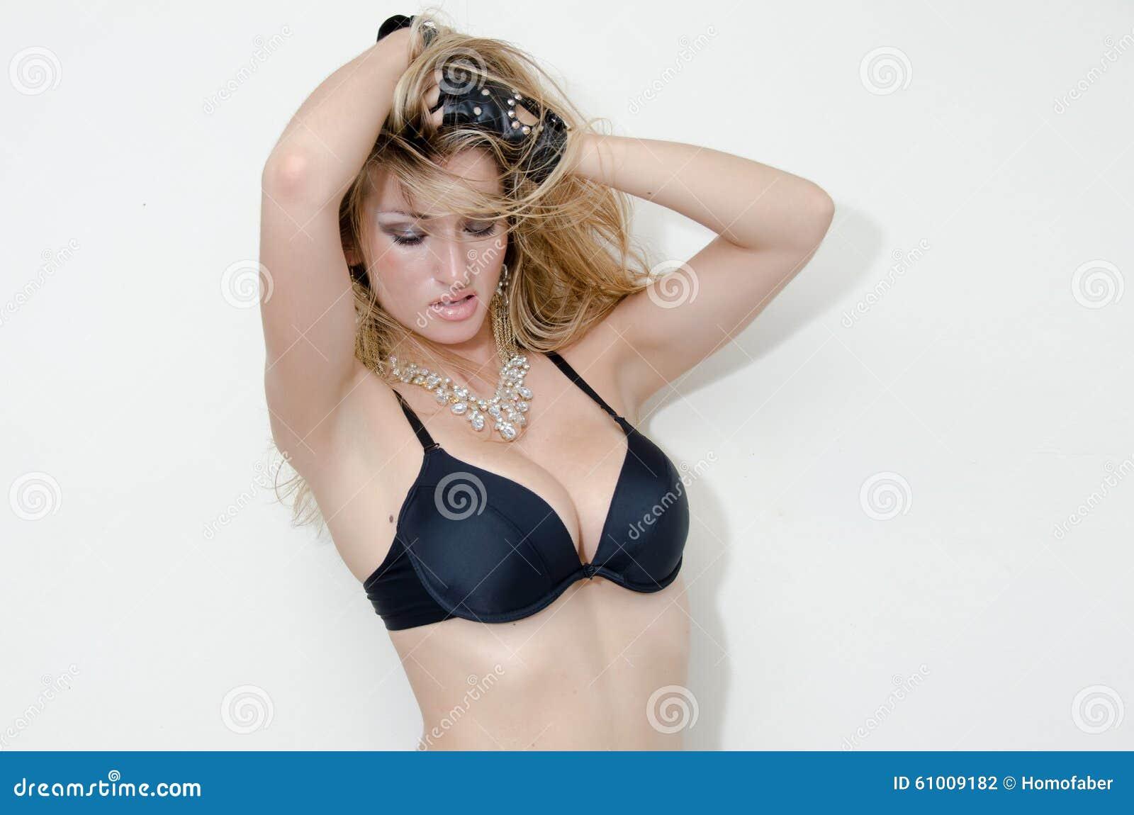 professioneel wit grote borsten