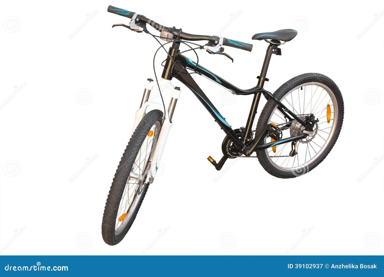 Vrouwelijke fiets
