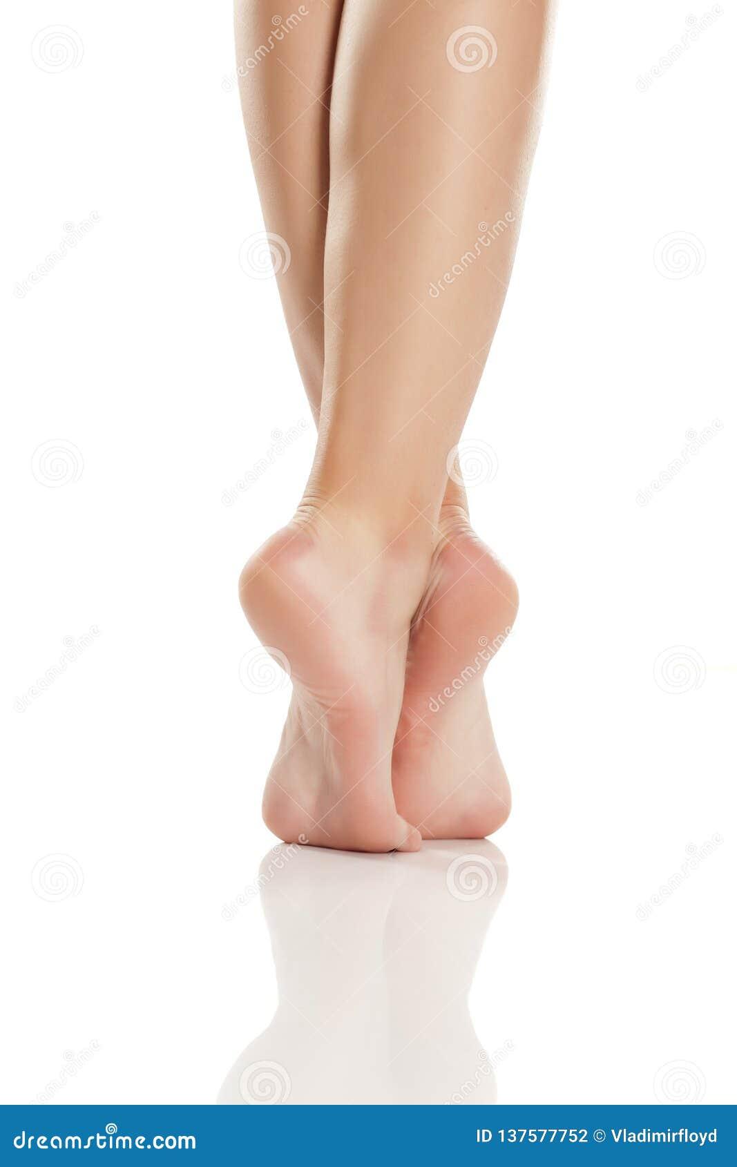 Vrouwelijke voeten