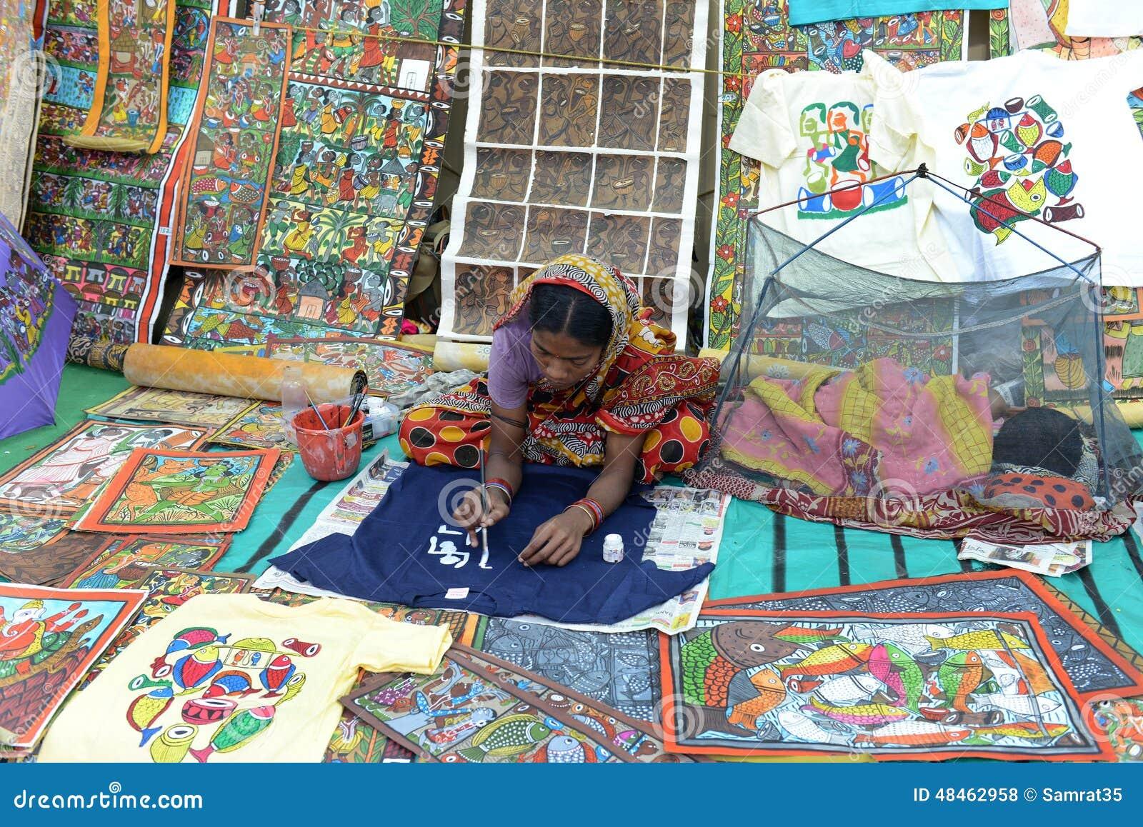 Vrouwenkunstenaar