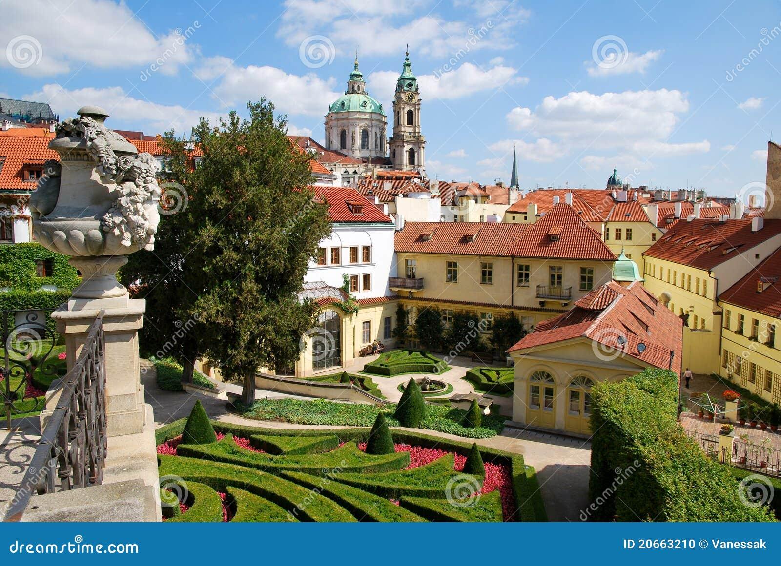 vrtba garden prague czech - photo #9