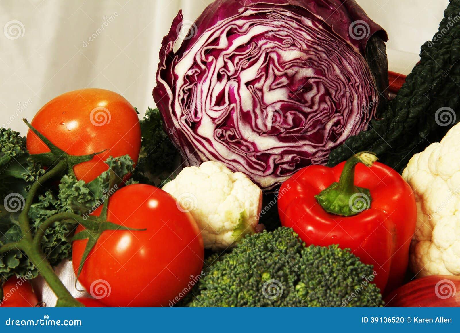 Vruchten en Groenten