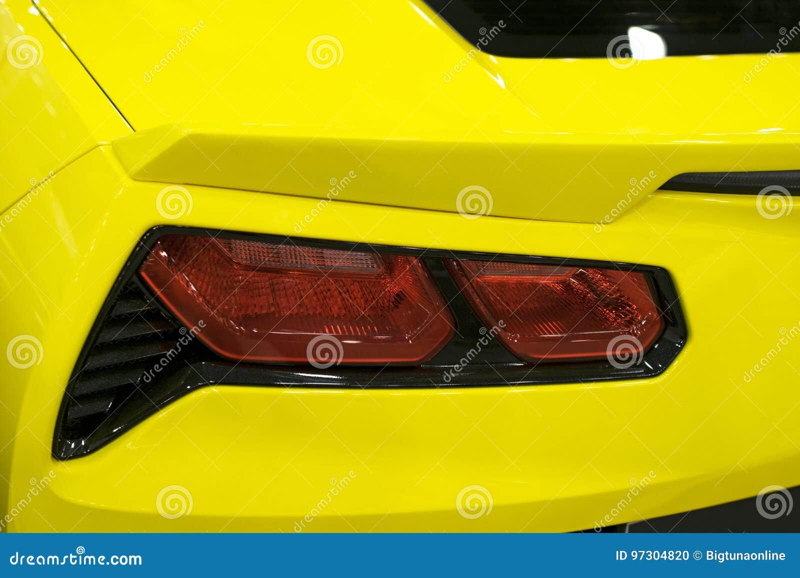 voiture de sport jaune photos stock inscription gratuite. Black Bedroom Furniture Sets. Home Design Ideas