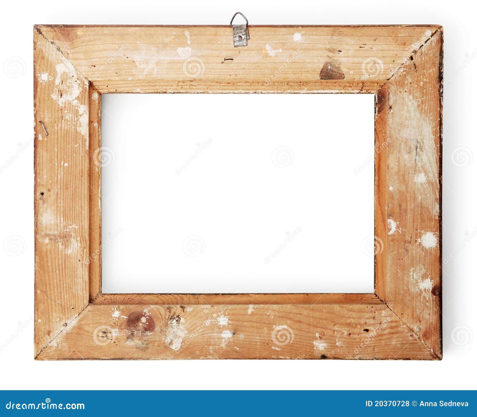 Vue arri re d 39 un cadre de tableau photos libres de droits - Image de cadre de tableau ...