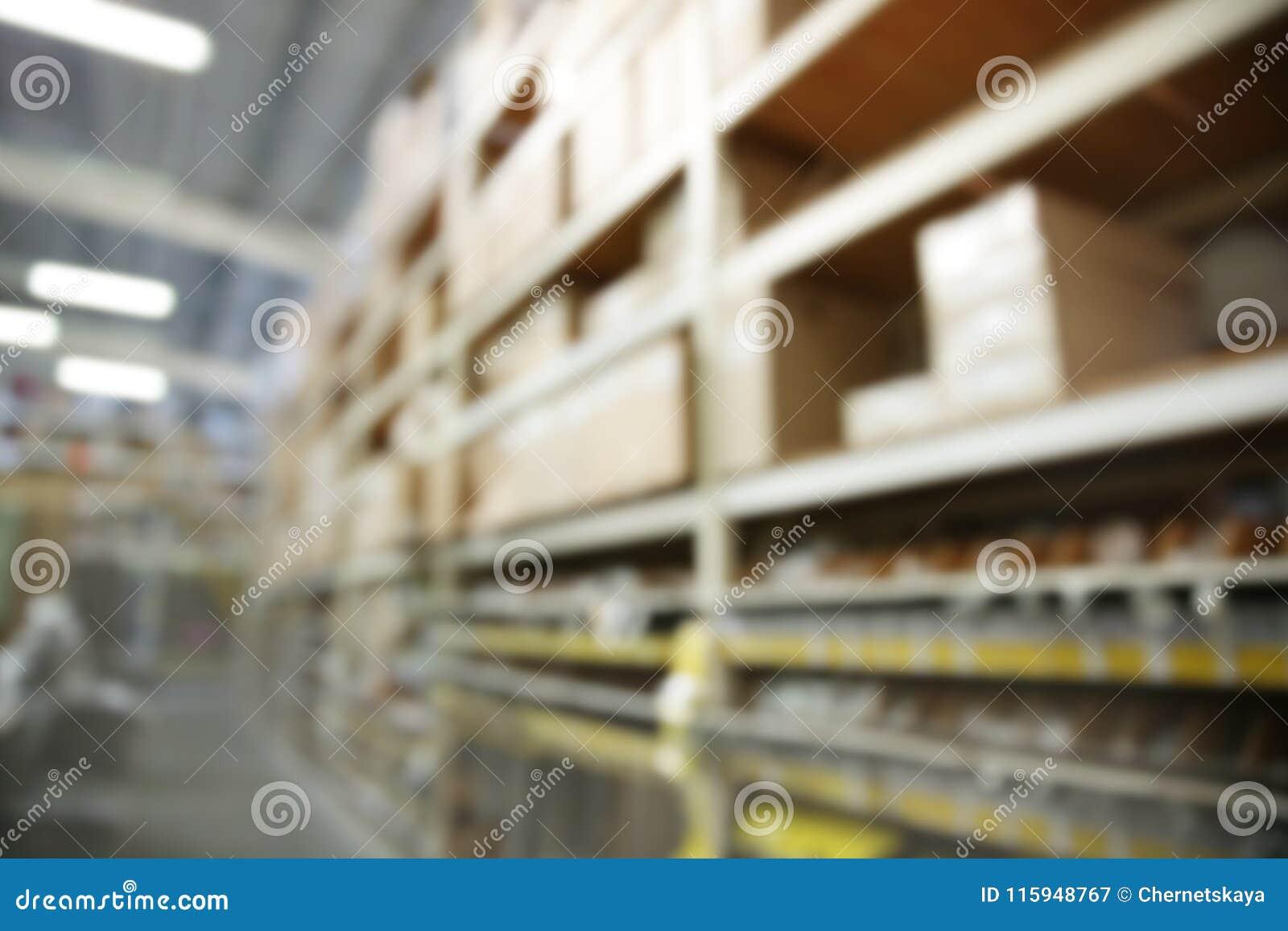 Vue brouillée d inventaire
