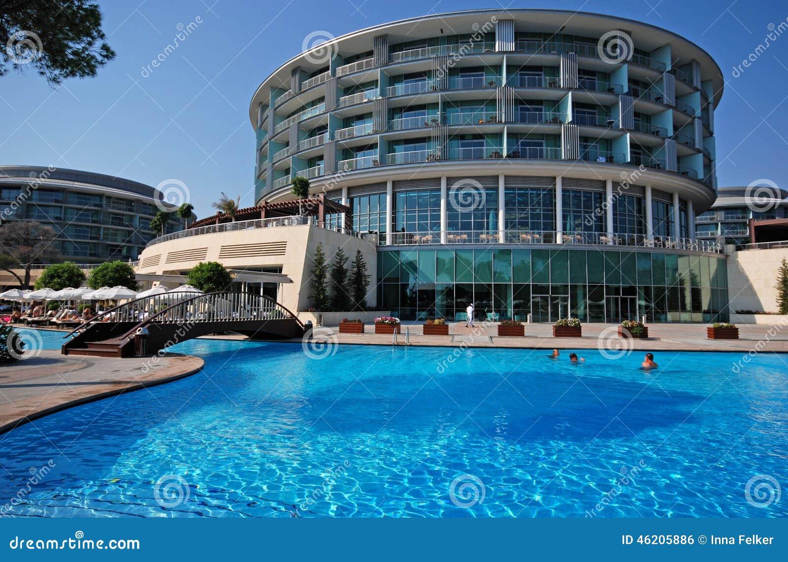 Hotel Calista Luxury Resort Belek Turquie