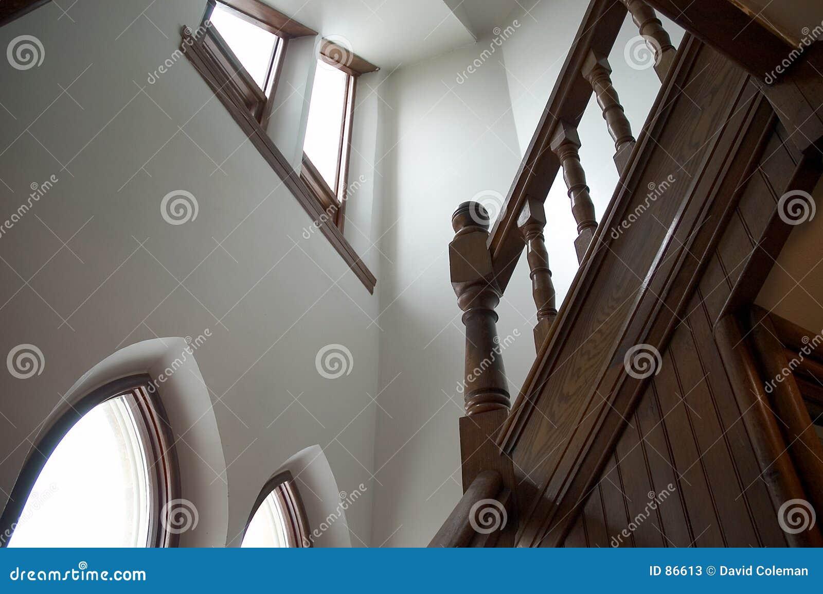 Vue d escalier