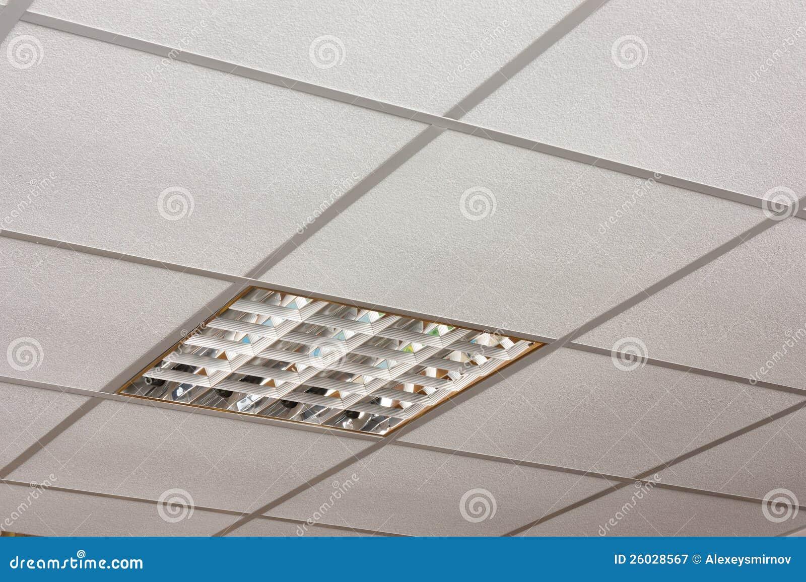 Eclairage Plafond Bureau