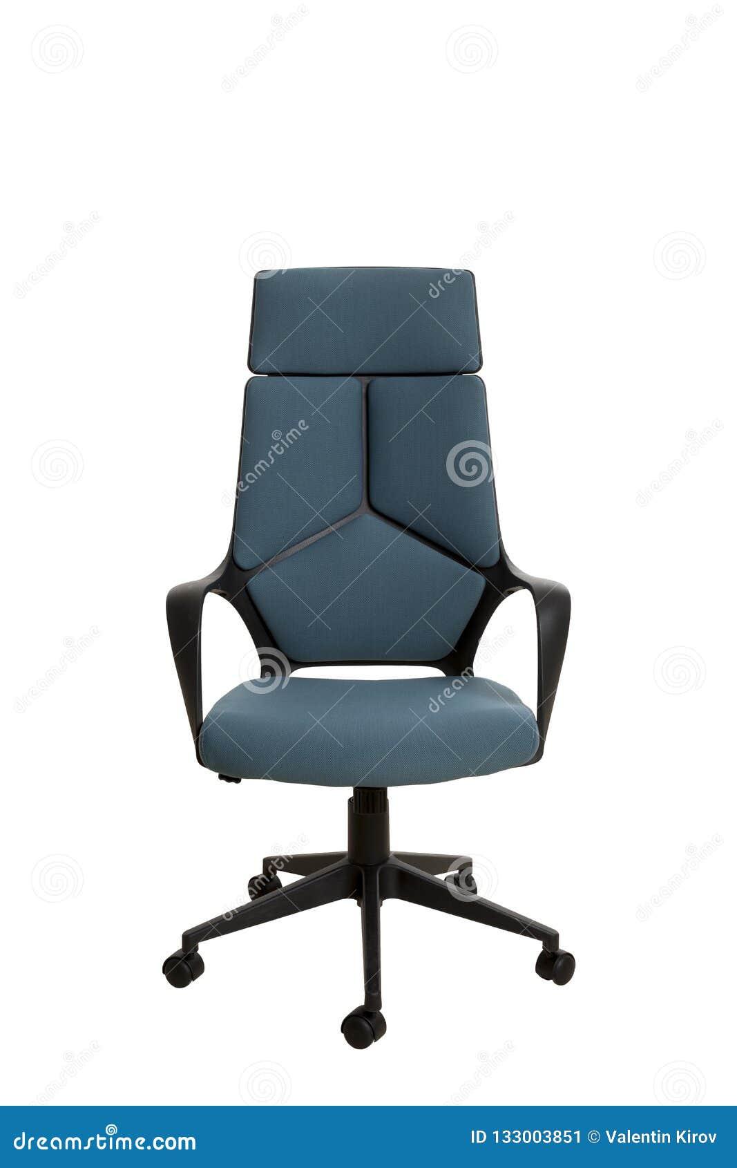 D'une BureauFaite Chaise Face Plastique De Vue Noir Moderne eQoECBdWrx