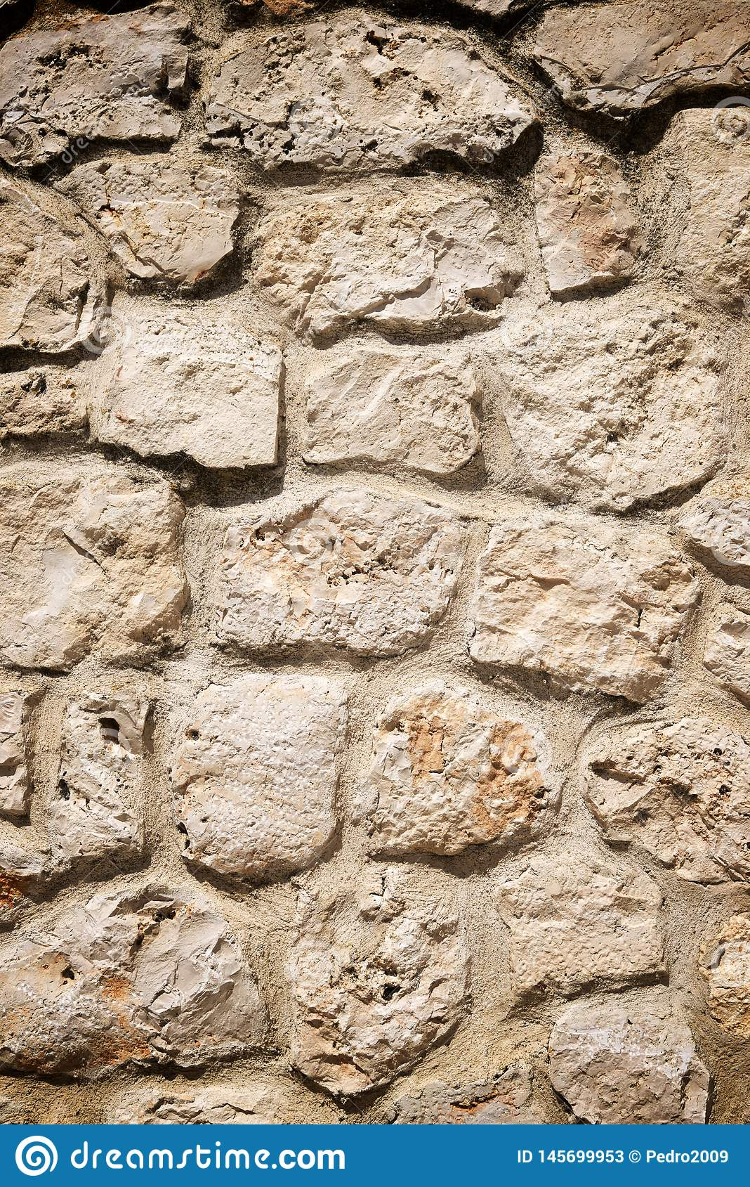 Vue de fond de mur