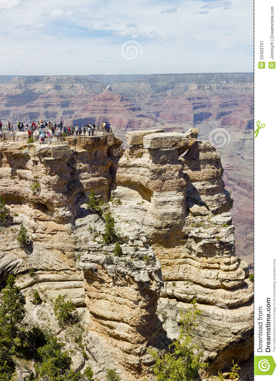 Vue de Grand Canyon