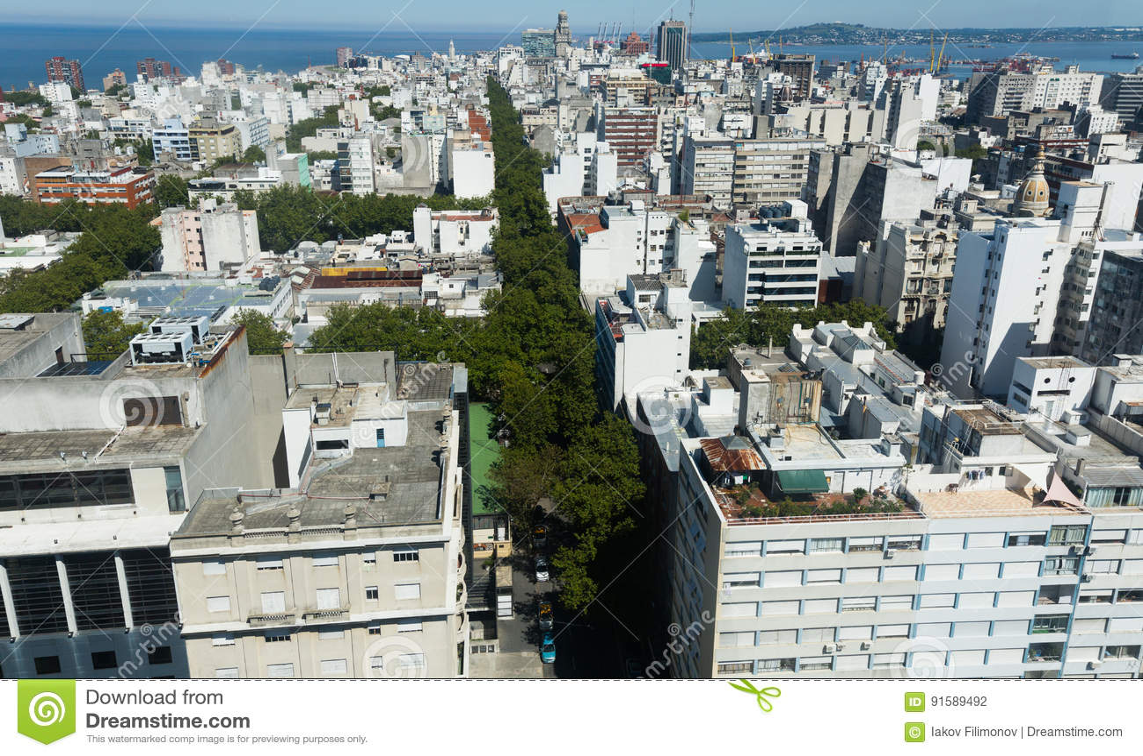 capitale d uruguay