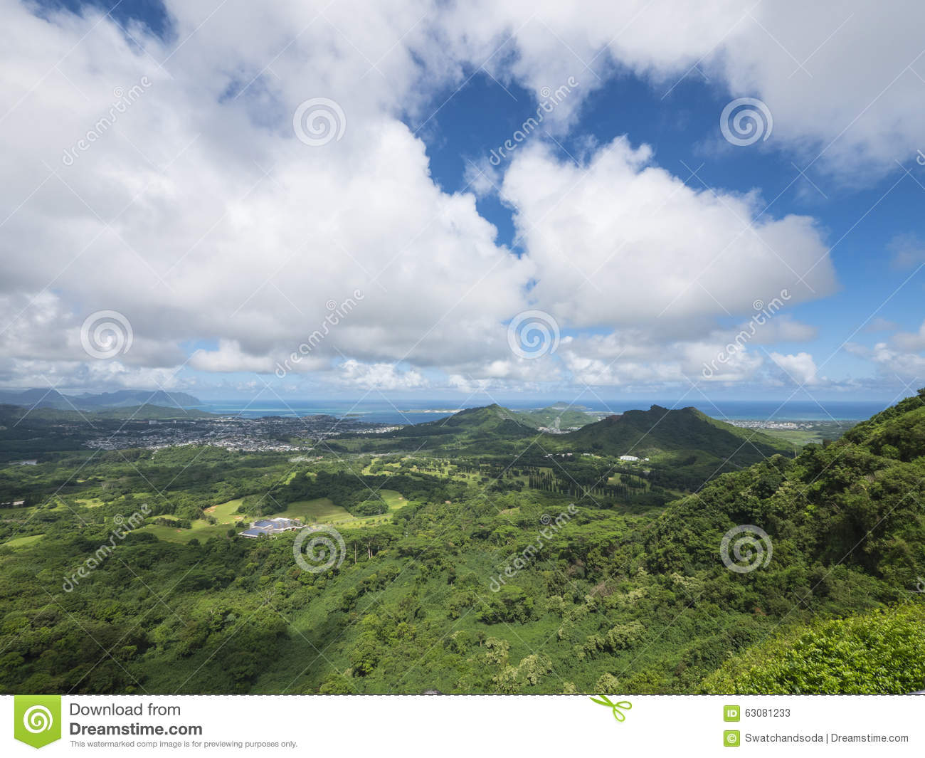 Download Vue Grande-angulaire Regardant Image stock - Image du point, tropical: 63081233