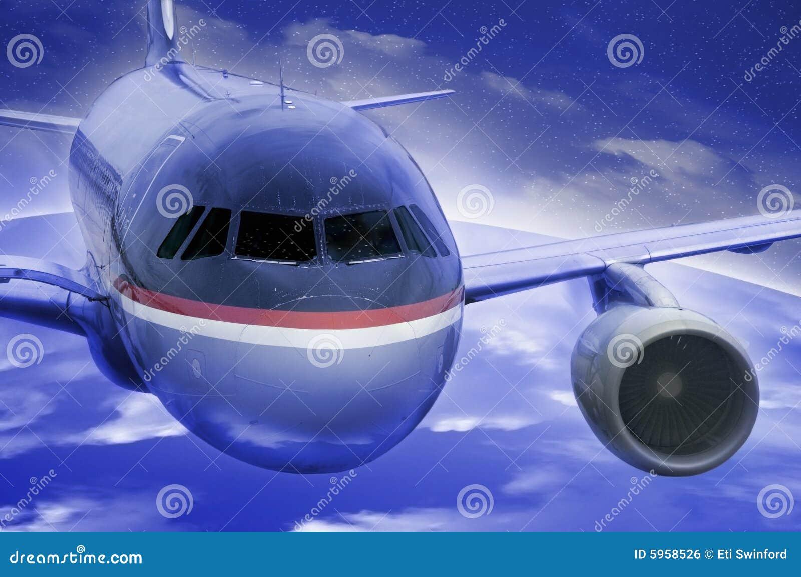 Vuelo del aeroplano