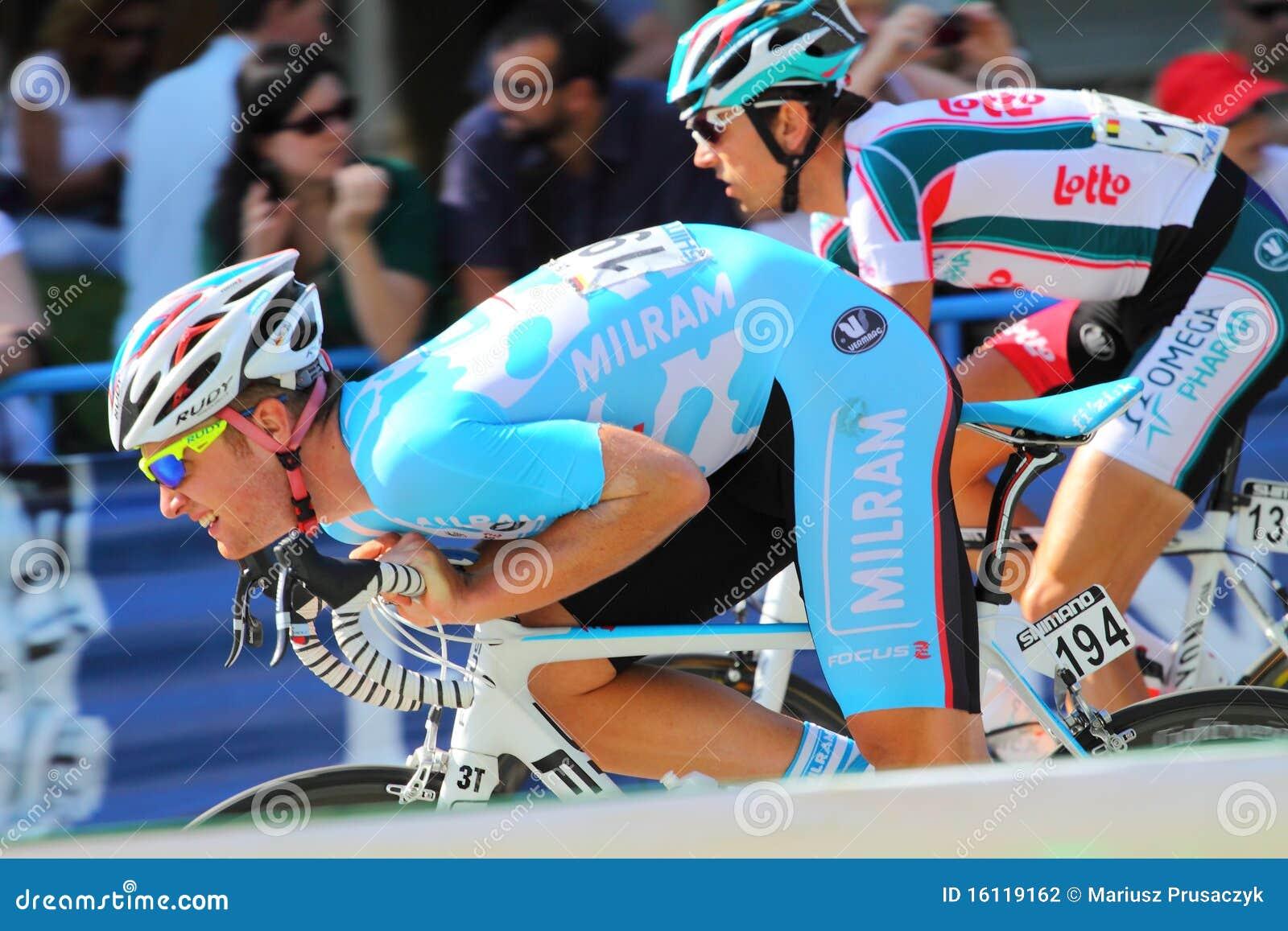 Vuelta un España 2010