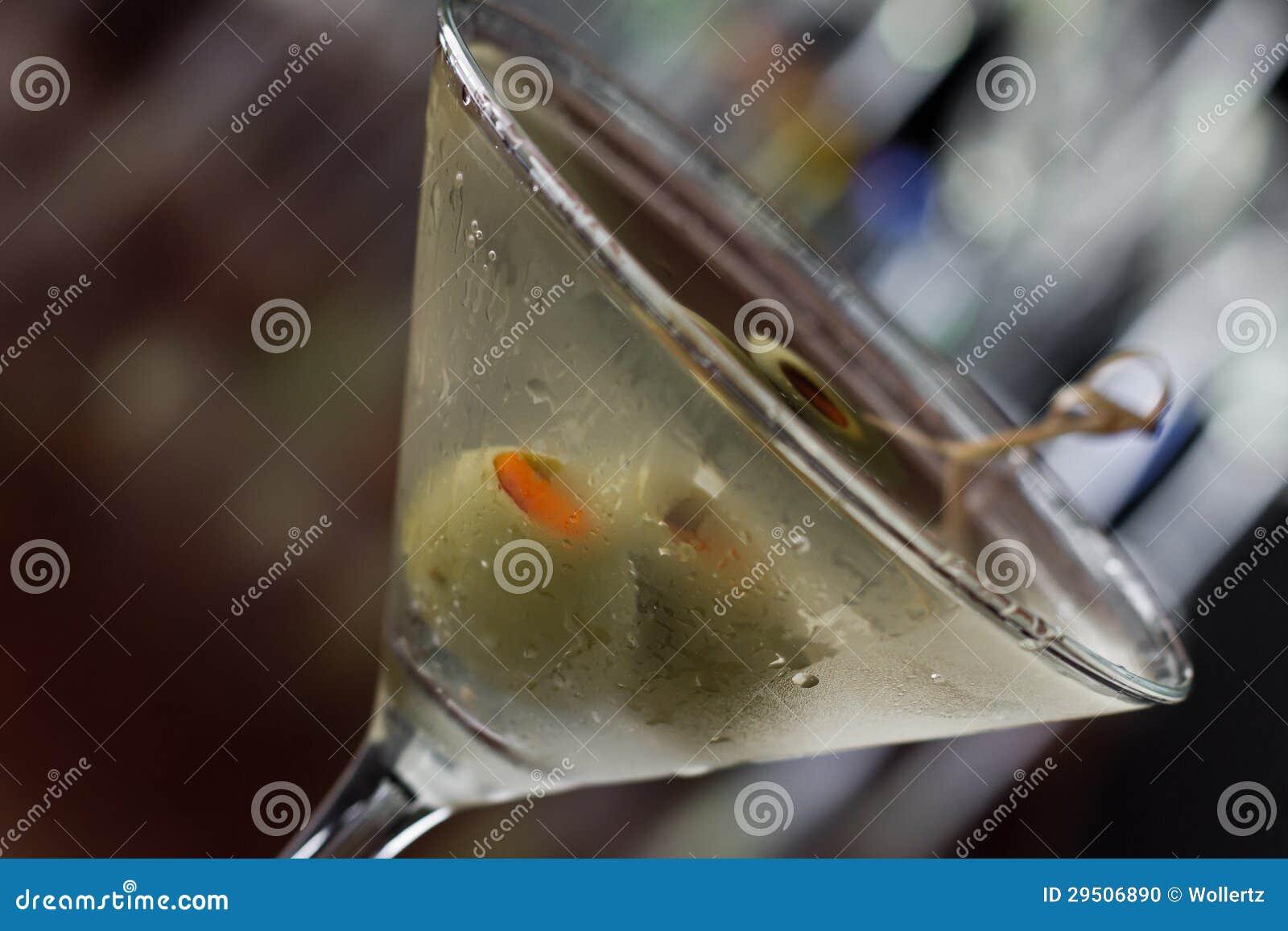 Vuile martini