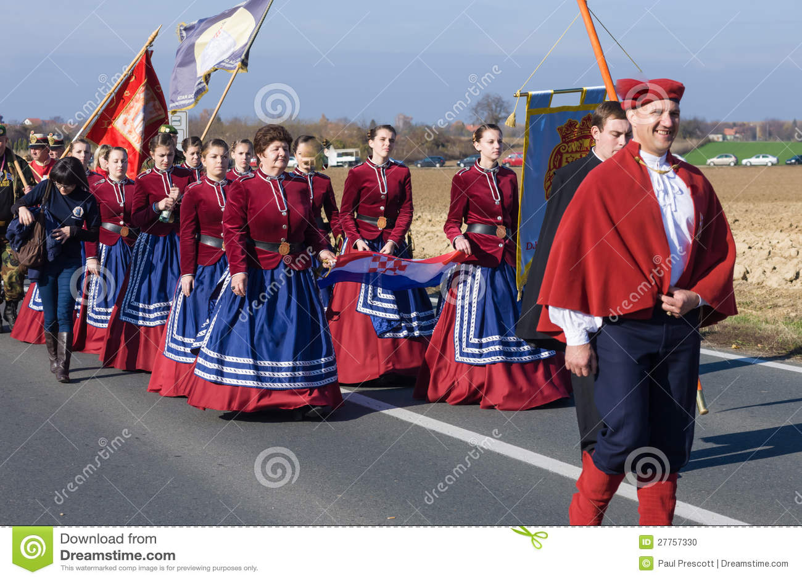 Vukovar wiec