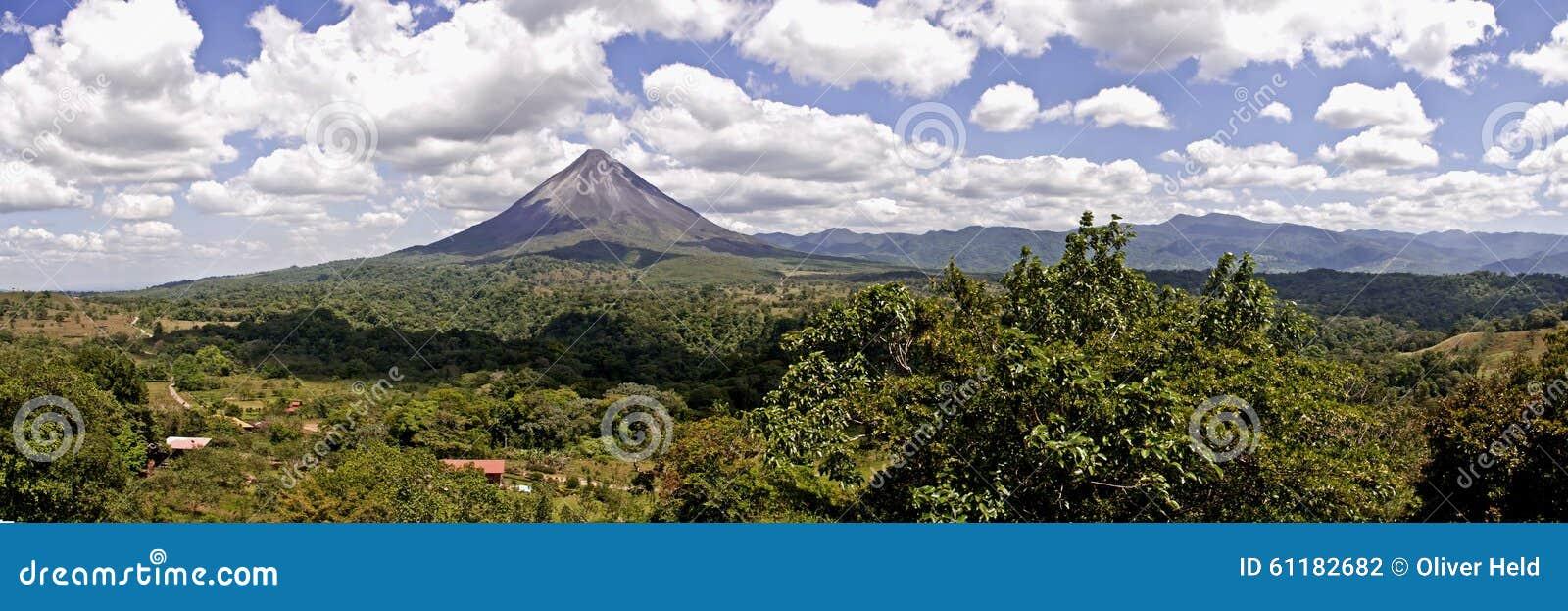 Vulcão de Arenal, Costa Rica