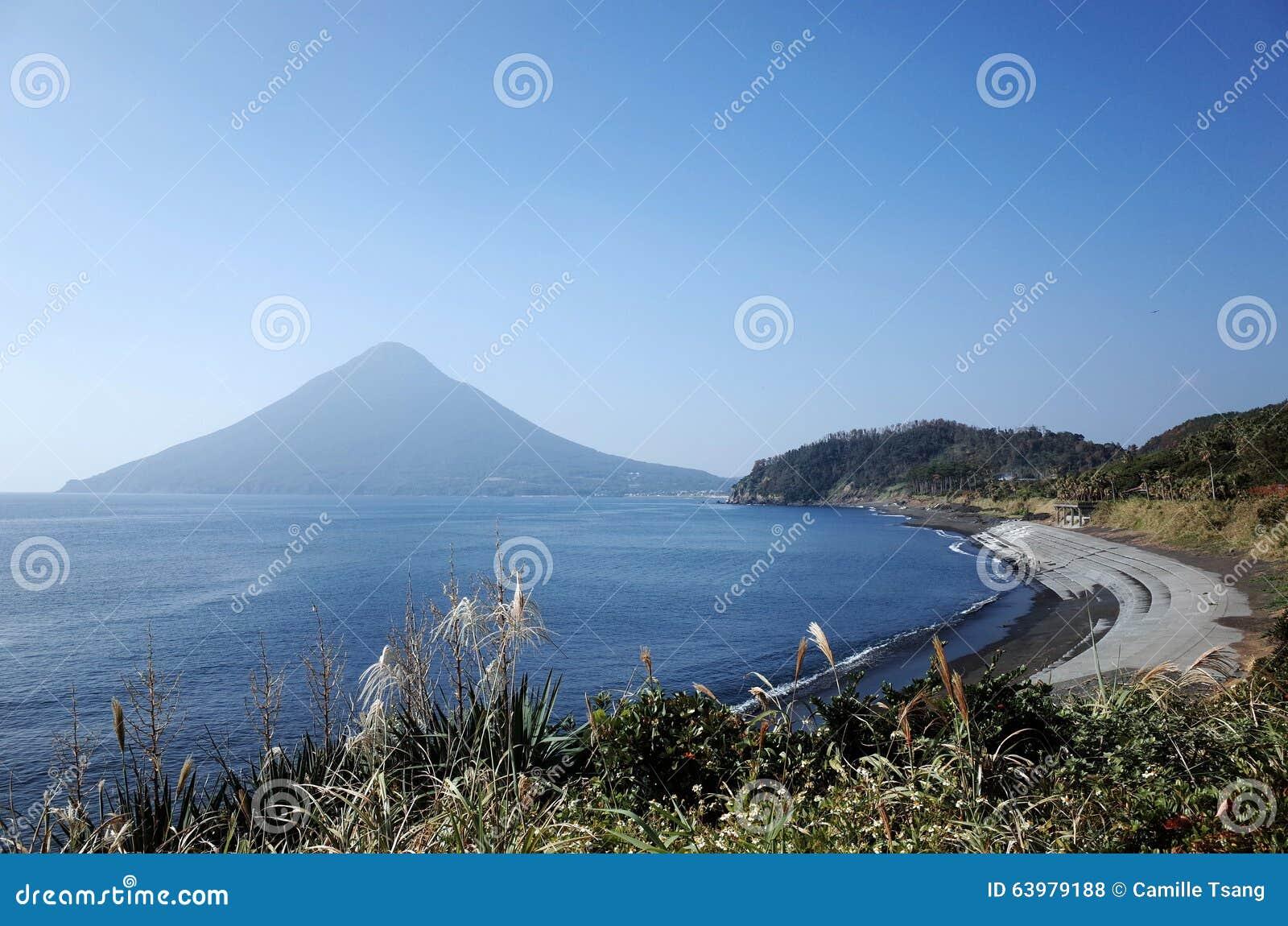 Vulcão de Kaimondake