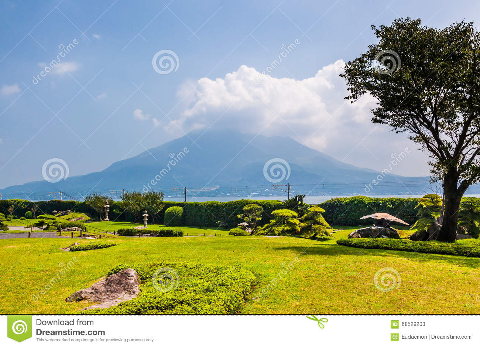 Vulcão de Sakurajima