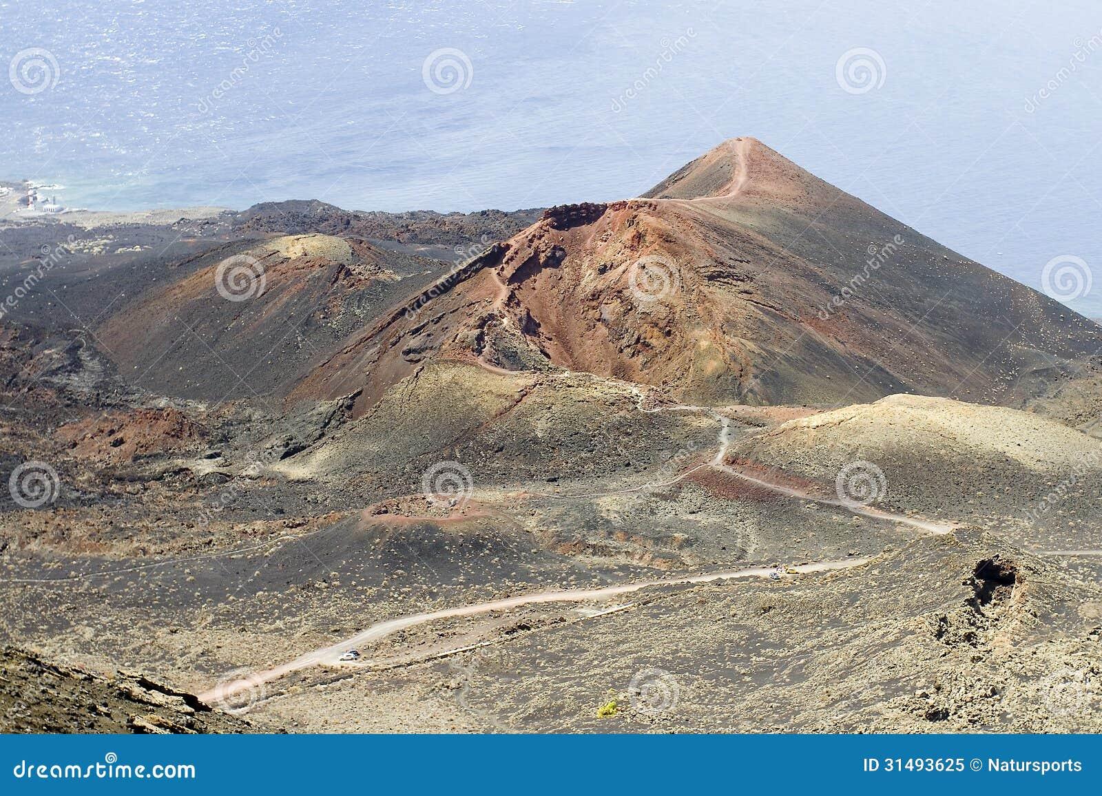 Vulcão de Teneguia