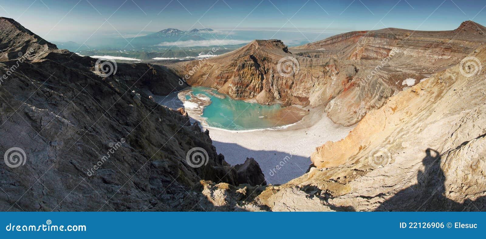 Vulcão Goreli
