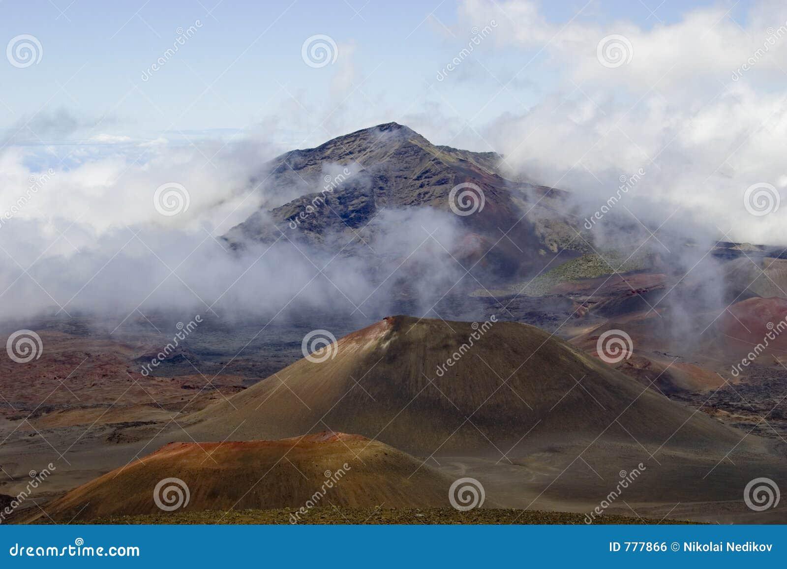 Vulcanic utsikt