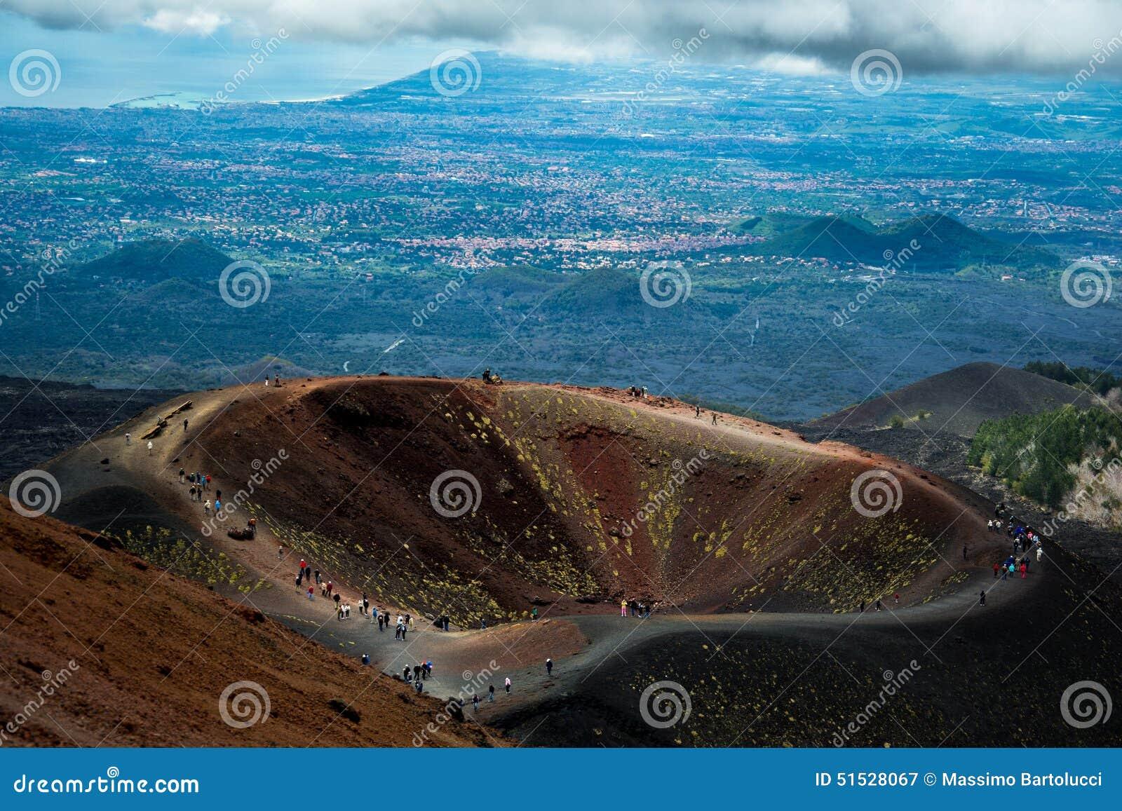 Vulcano del Etna