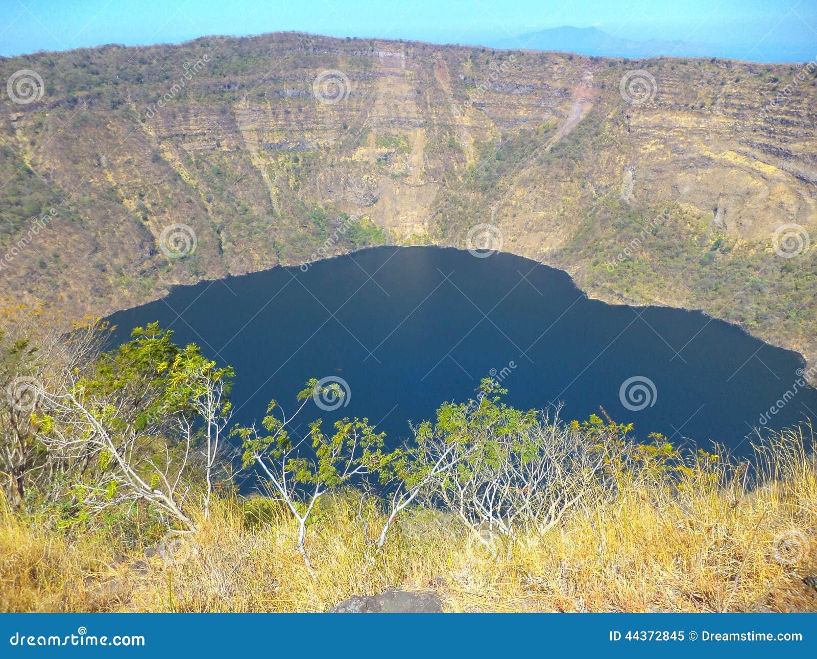 Vulcano di Cosiguina Chinandega, Nicaragua
