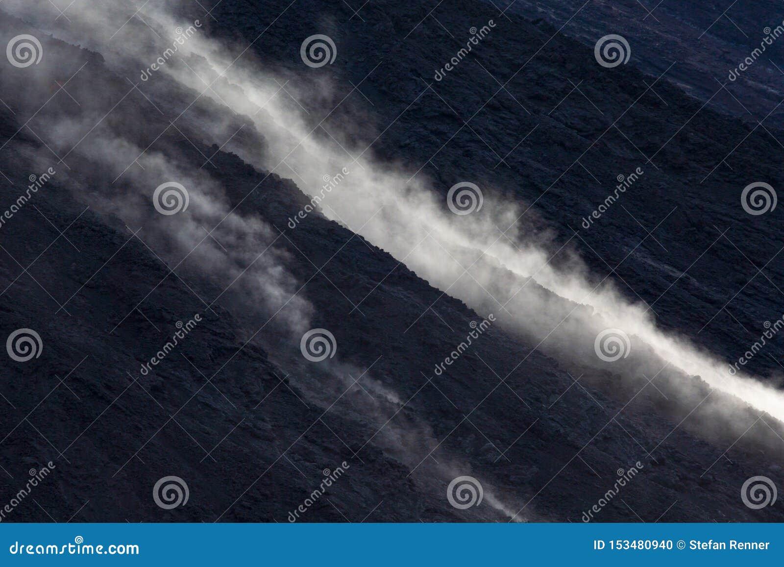 Vulcano di struttura