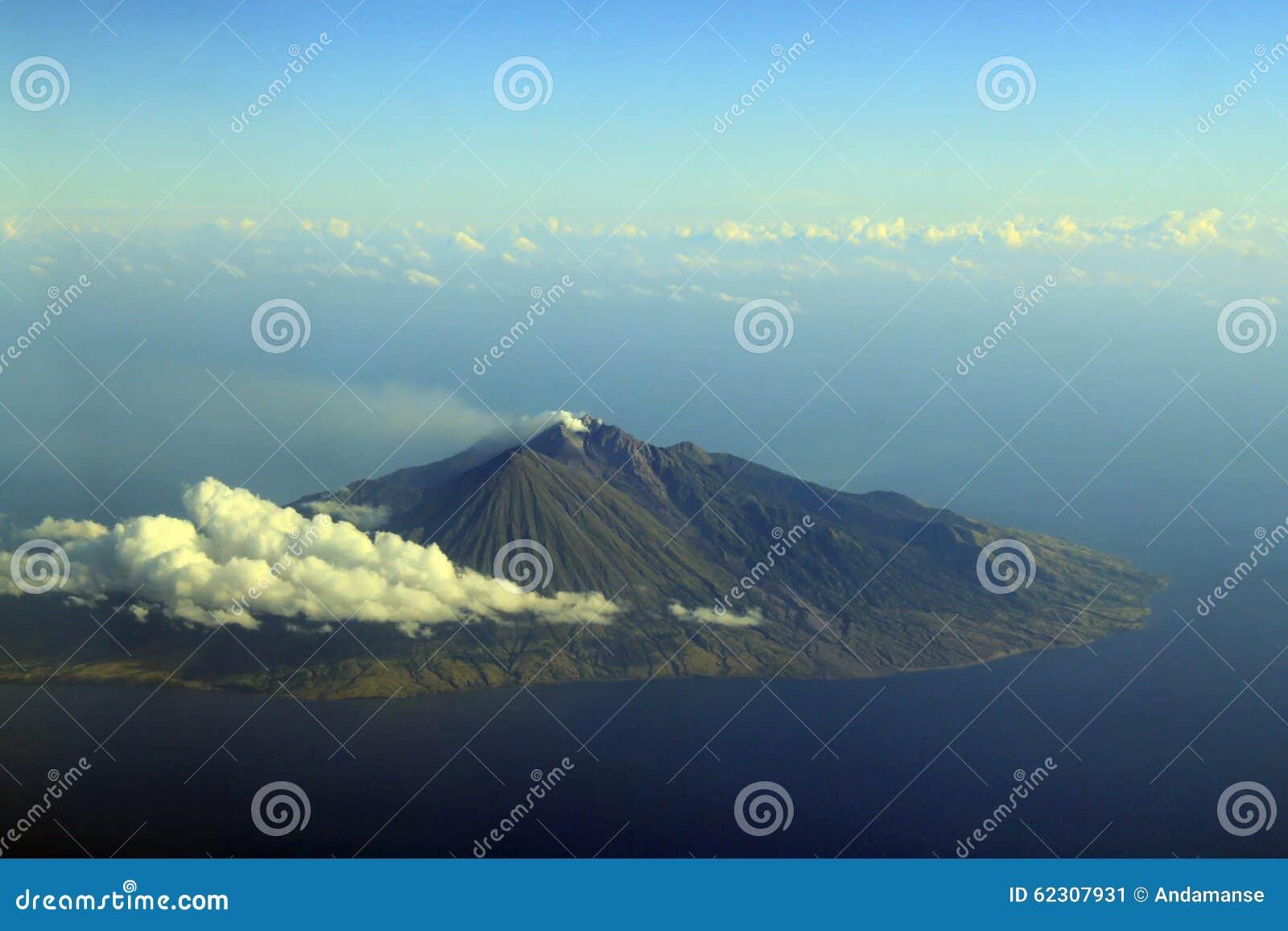Vulcano Fuming