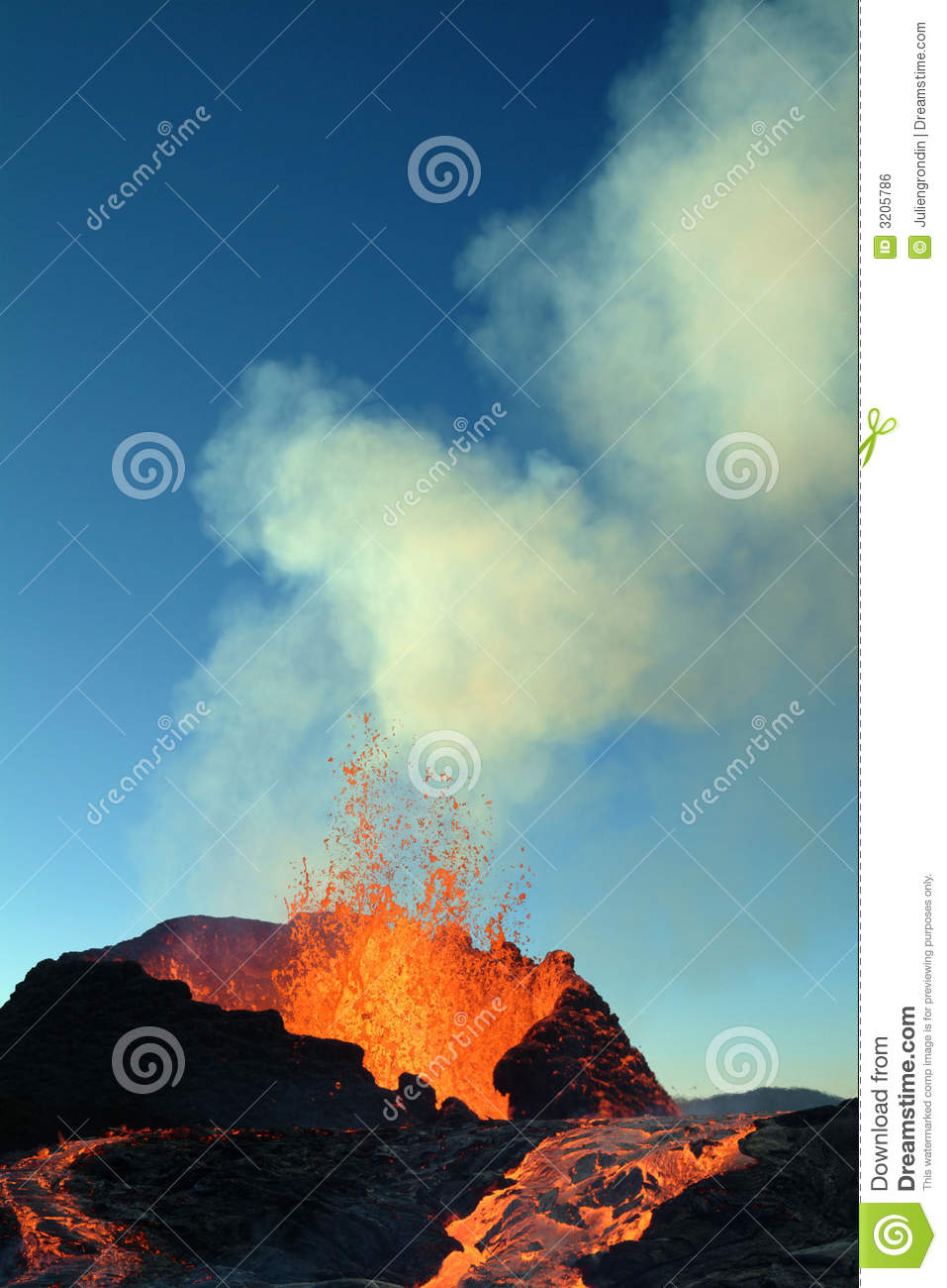 Vulkaneruption